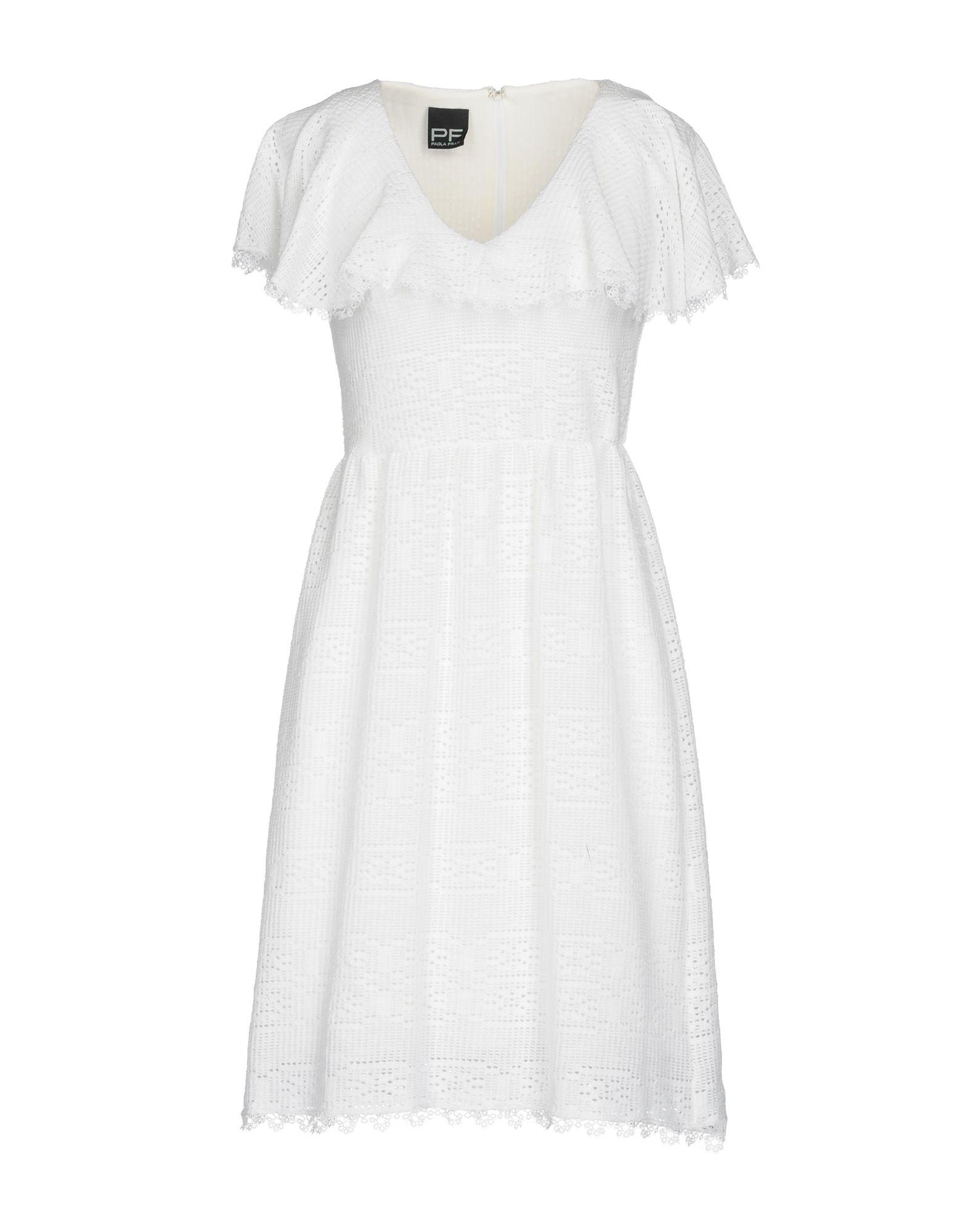 PF PAOLA FRANI Короткое платье pf paola frani короткое платье