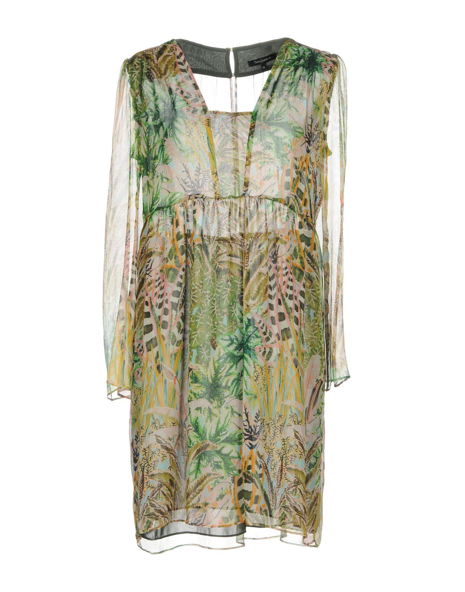 TARA JARMON Короткое платье lisa corti короткое платье