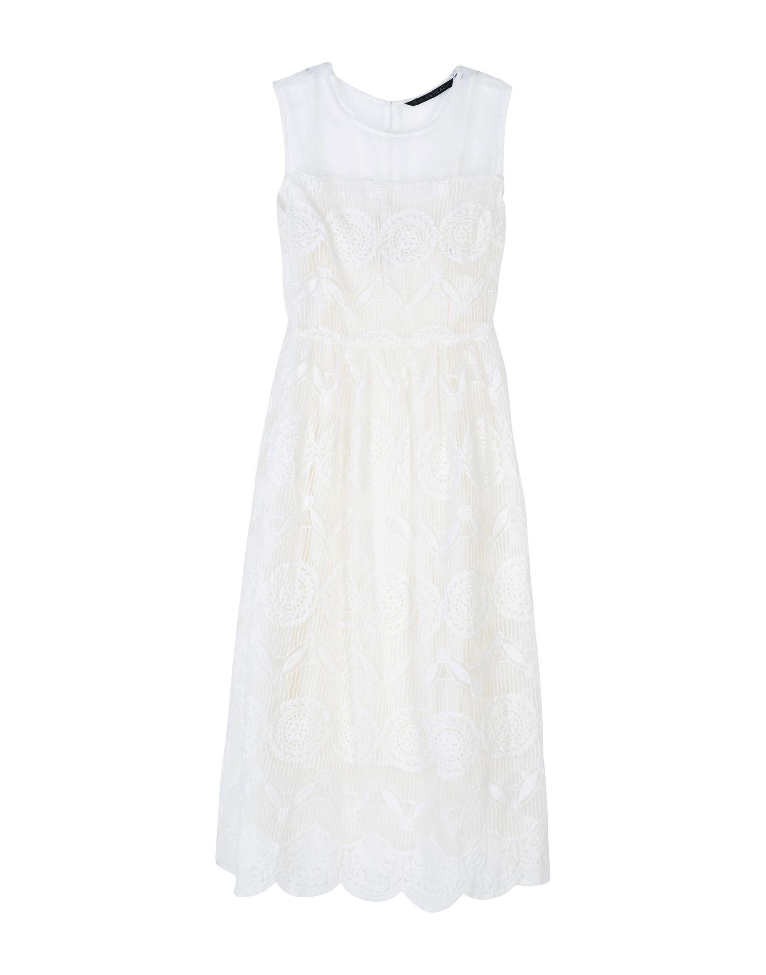 SILVIAN HEACH Платье длиной 3/4 lisa corti платье длиной 3 4