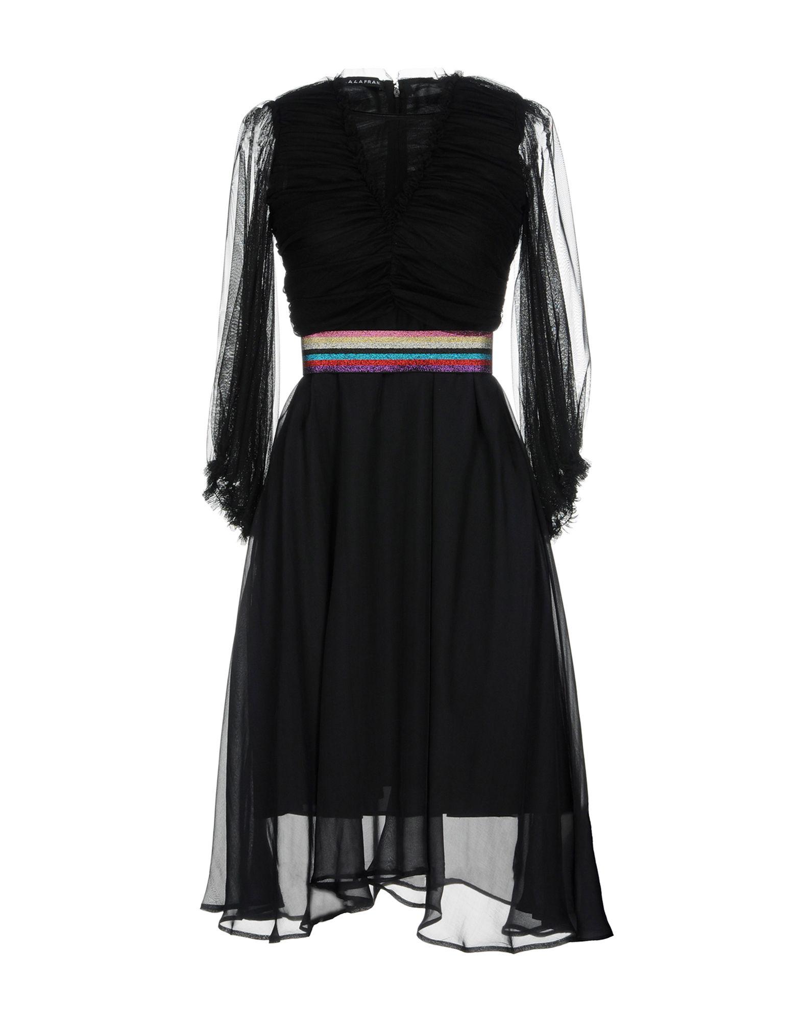 PAOLA FRANI Платье до колена mantra paola 3532