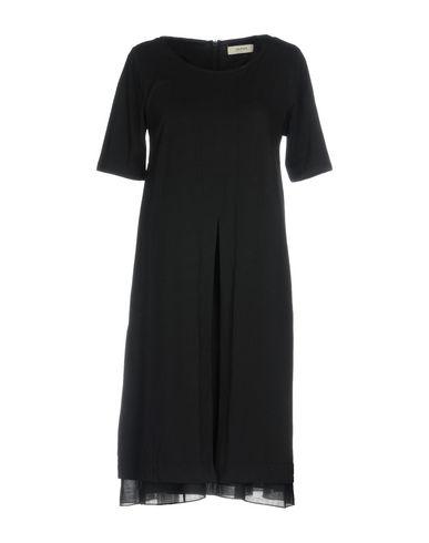 Фото - Женское короткое платье ALPHA STUDIO черного цвета