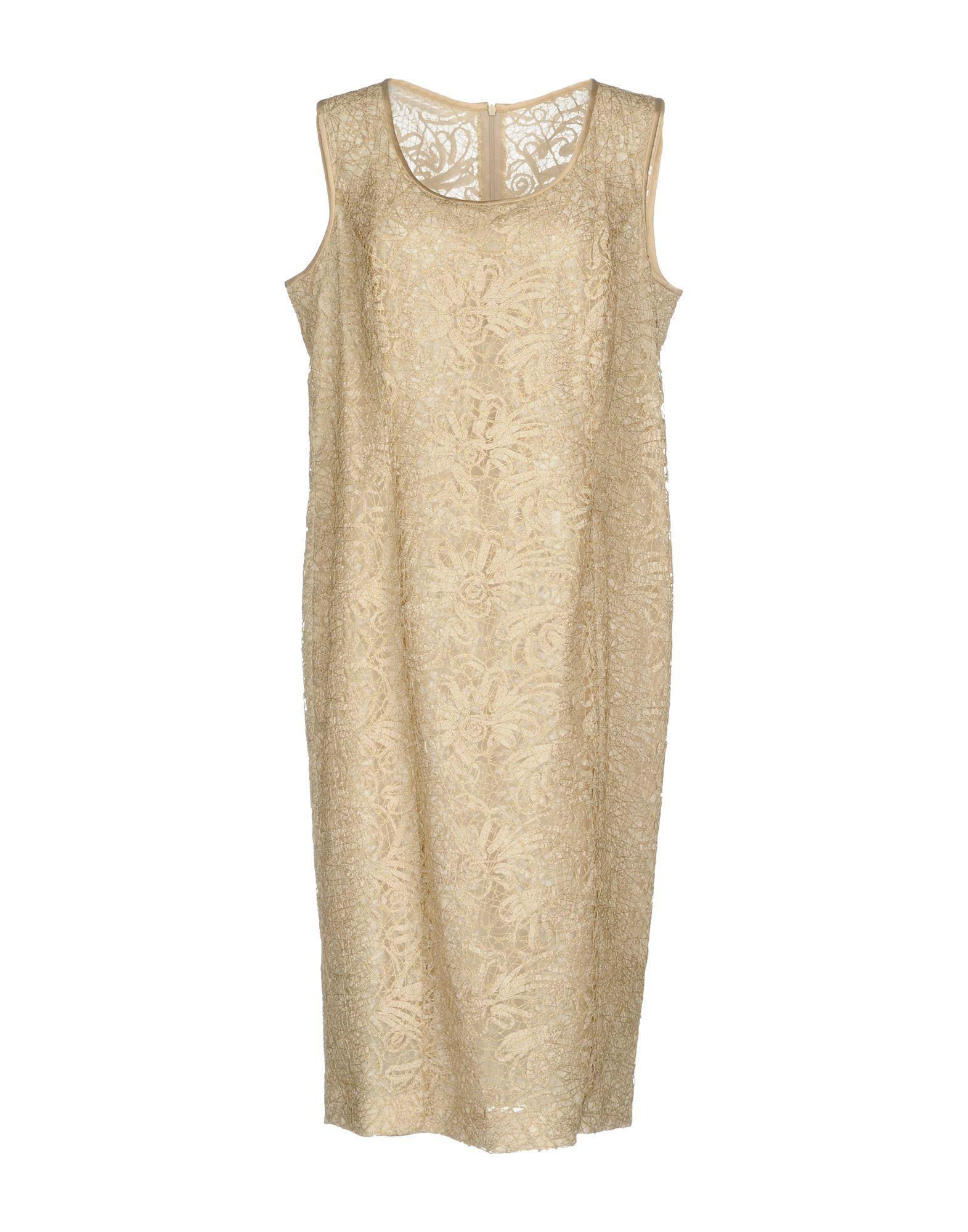 OPALE VENEZIA Платье до колена bpt opale white