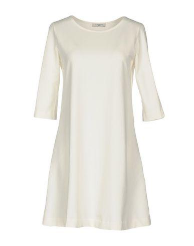 Фото - Женское короткое платье CIRCOLO 1901 цвет слоновая кость