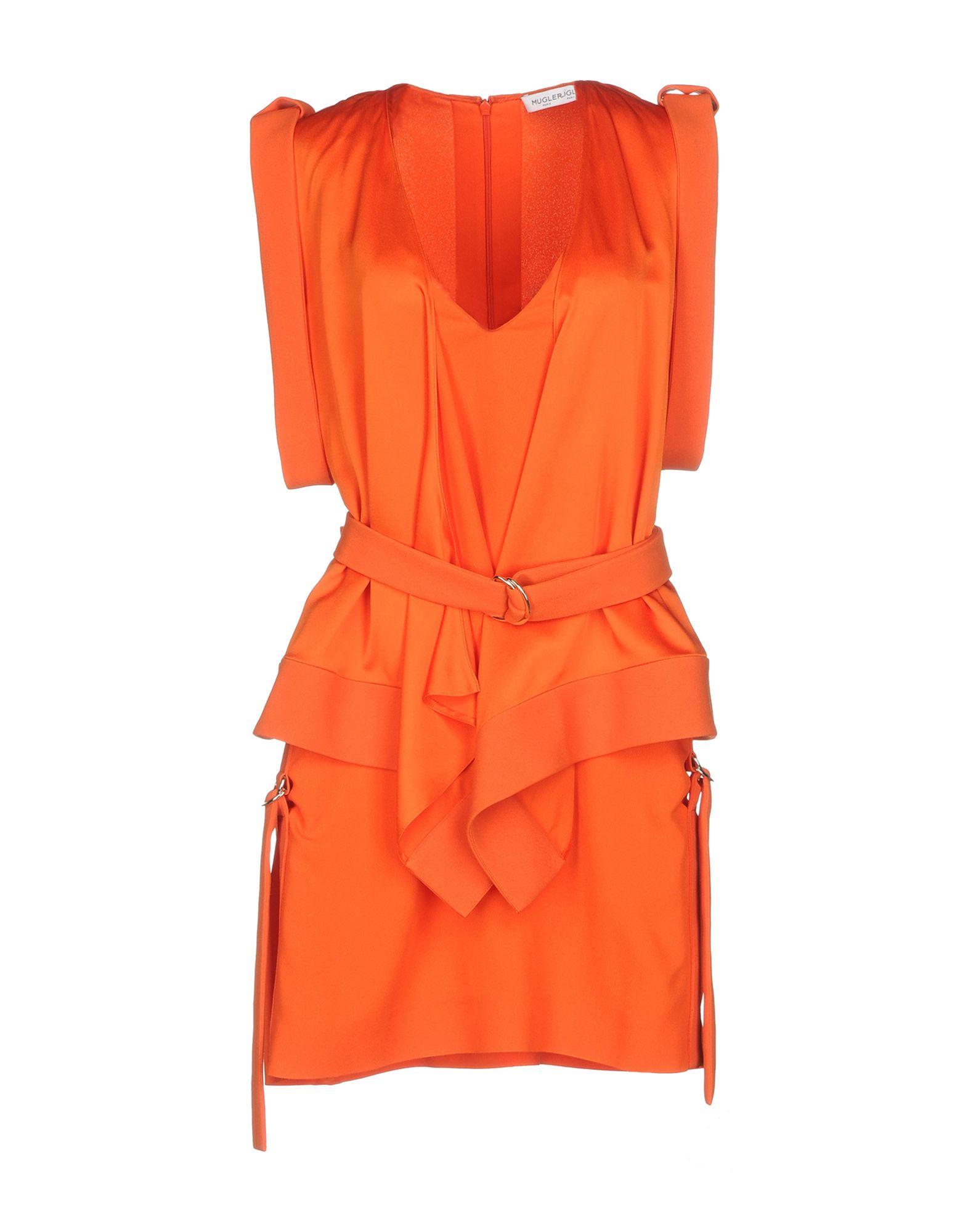 цена на MUGLER Короткое платье