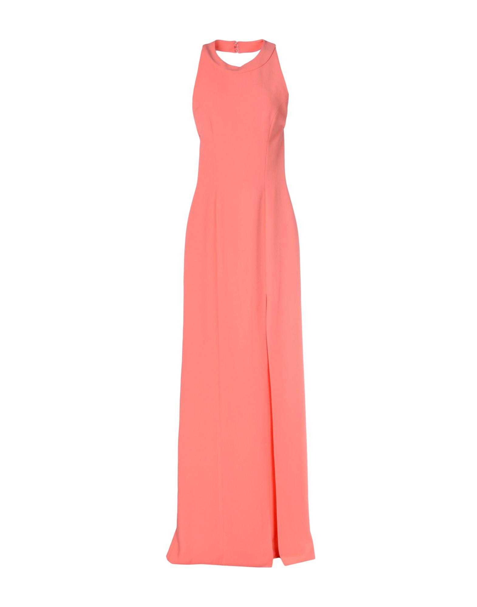 ALEX VIDAL Длинное платье платье короткое спереди длинное сзади летнее
