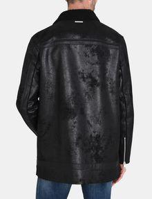 ARMANI EXCHANGE OVERSIZED FAUX-SHEARLING JACKET Jacket Man r