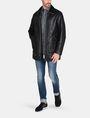 ARMANI EXCHANGE OVERSIZED FAUX-SHEARLING JACKET Jacket Man a
