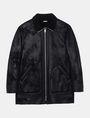 ARMANI EXCHANGE OVERSIZED FAUX-SHEARLING JACKET Jacket Man b