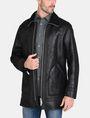 ARMANI EXCHANGE OVERSIZED FAUX-SHEARLING JACKET Jacket Man f