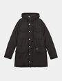 ARMANI EXCHANGE PIECED FUNNELNECK COAT Jacke Herren b