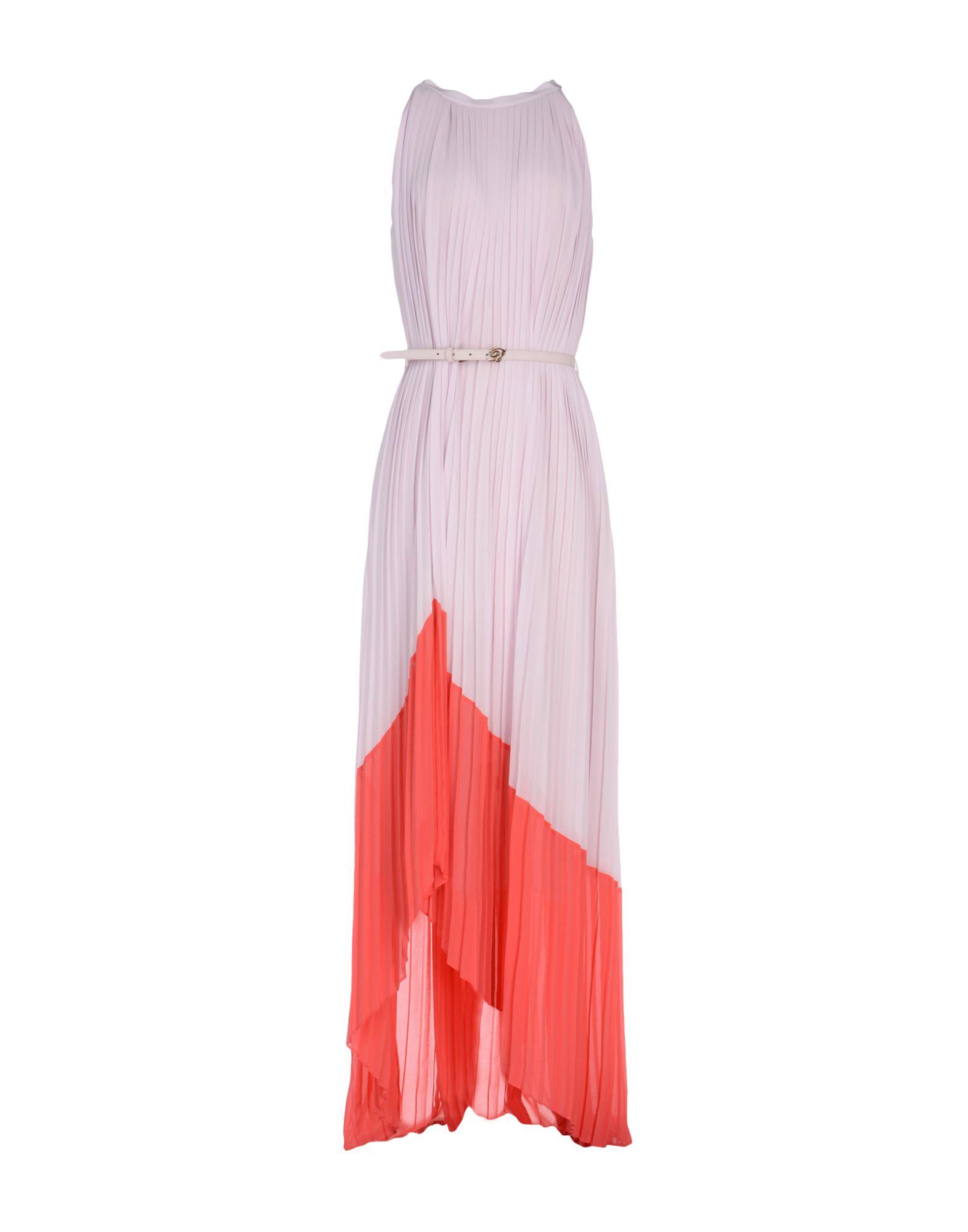 ANNA MOLINARI BLUMARINE Платье длиной 3/4 anna october платье длиной 3 4
