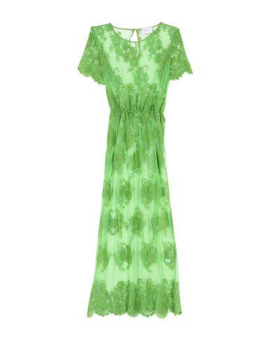 Фото - Женское длинное платье ISABELLE BLANCHE Paris зеленого цвета