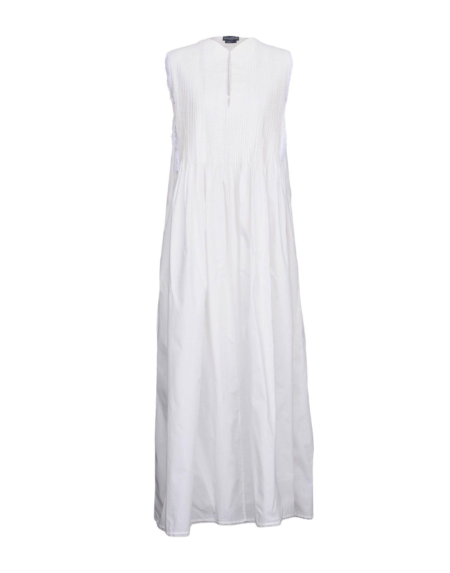 BALLANTYNE Длинное платье ballantyne платье до колена