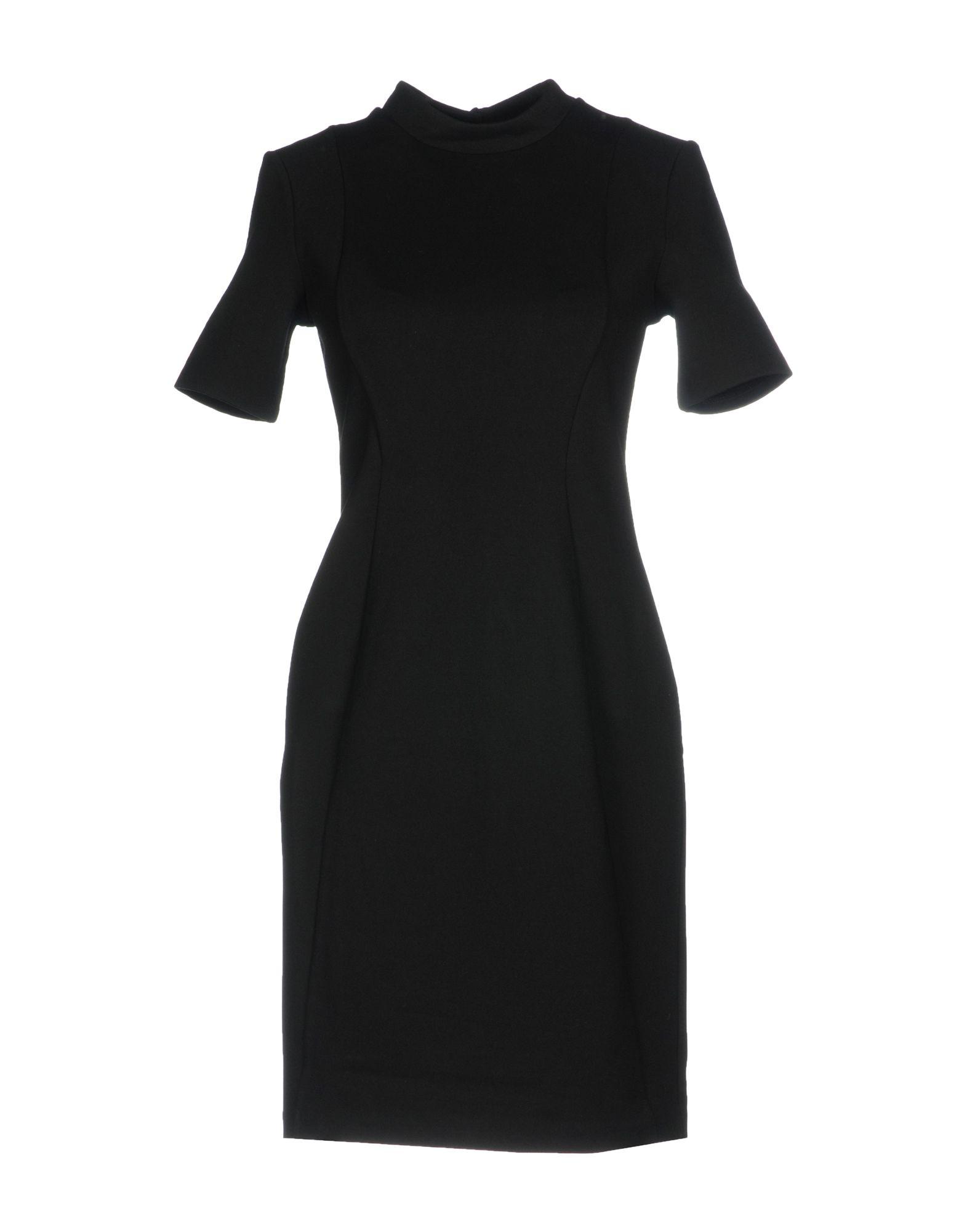 Y.A.S. Damen Kurzes Kleid Farbe Schwarz Größe 7