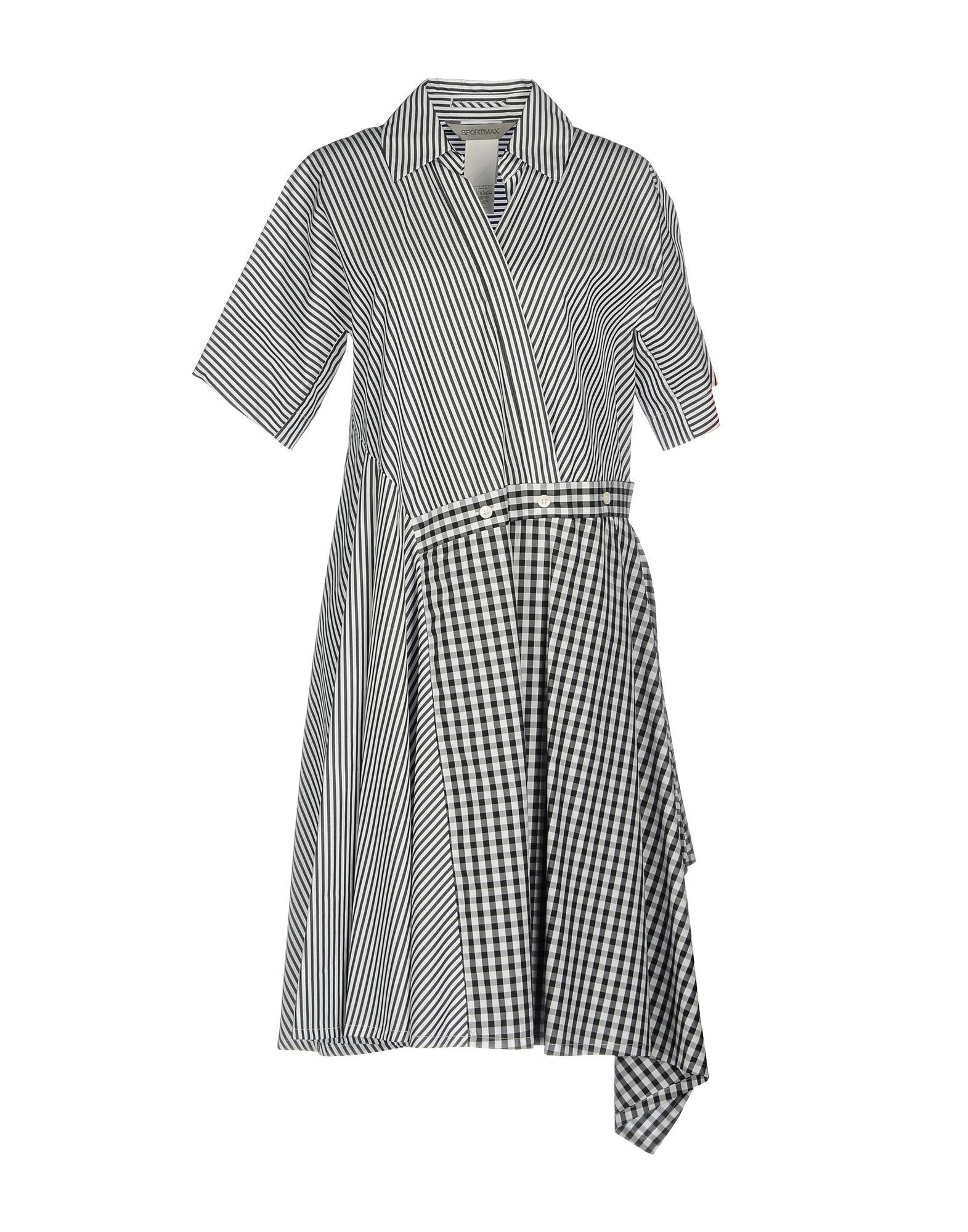 где купить  SPORTMAX Платье до колена  по лучшей цене