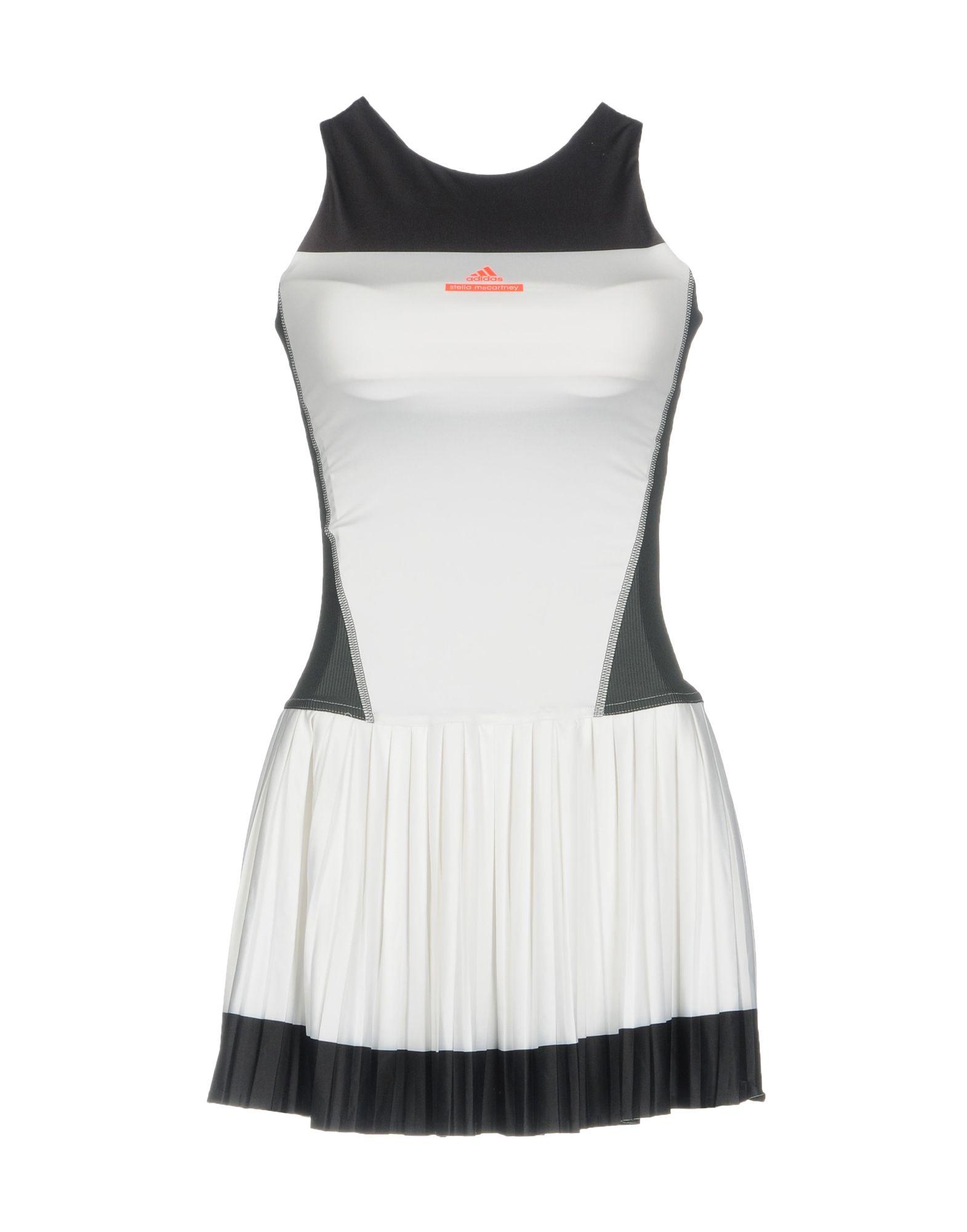 цена ADIDAS by STELLA McCARTNEY Короткое платье онлайн в 2017 году