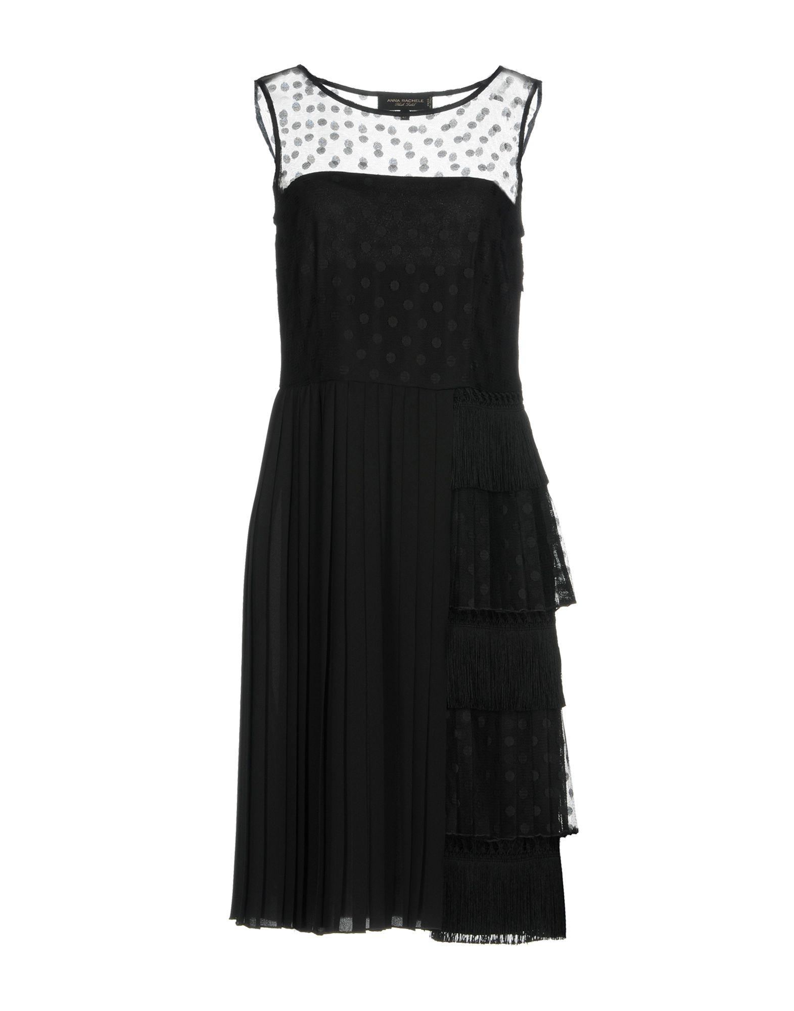Фотография ANNA RACHELE BLACK LABEL Короткое платье