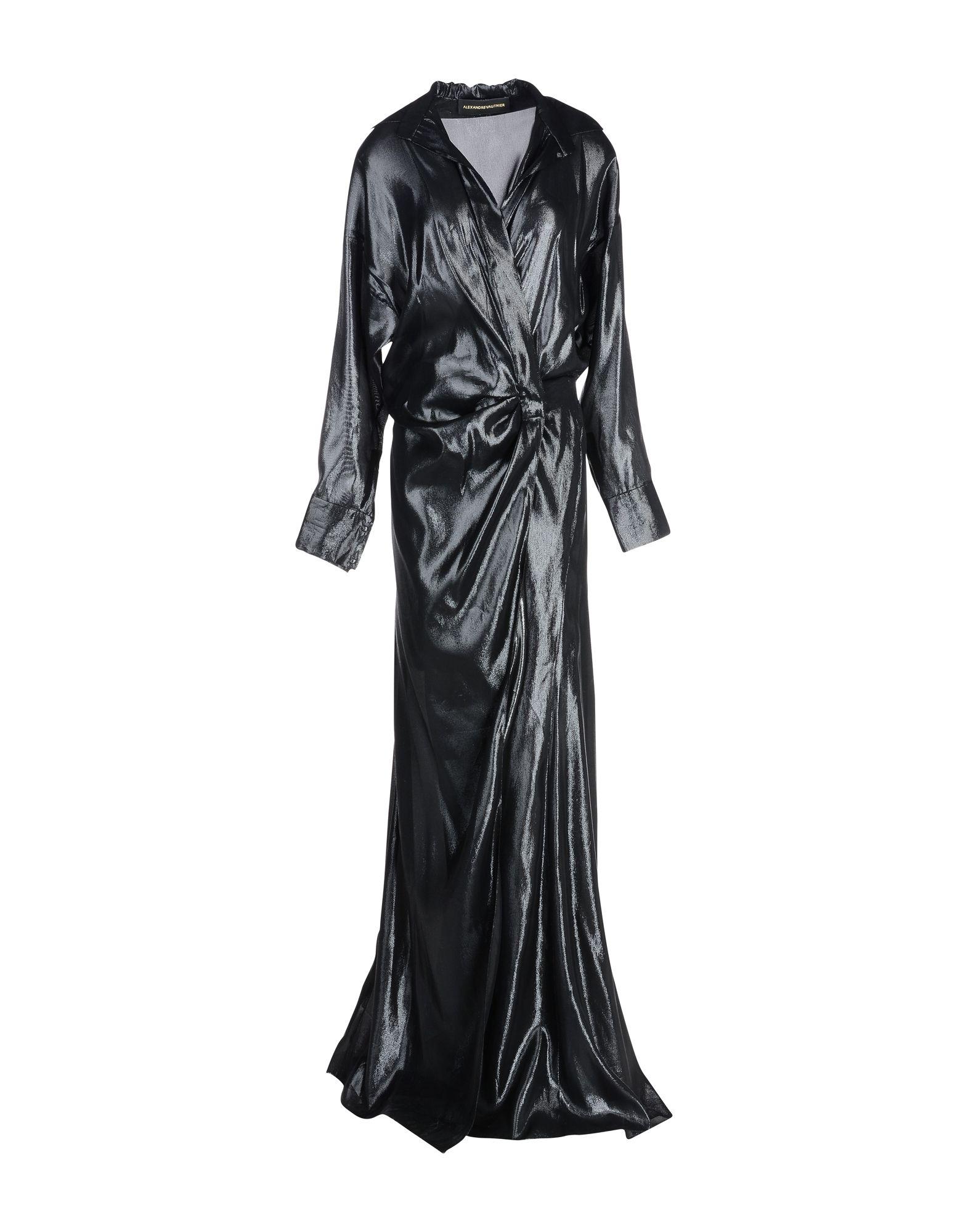ALEXANDRE VAUTHIER Длинное платье alexandre dupouy erotic photography
