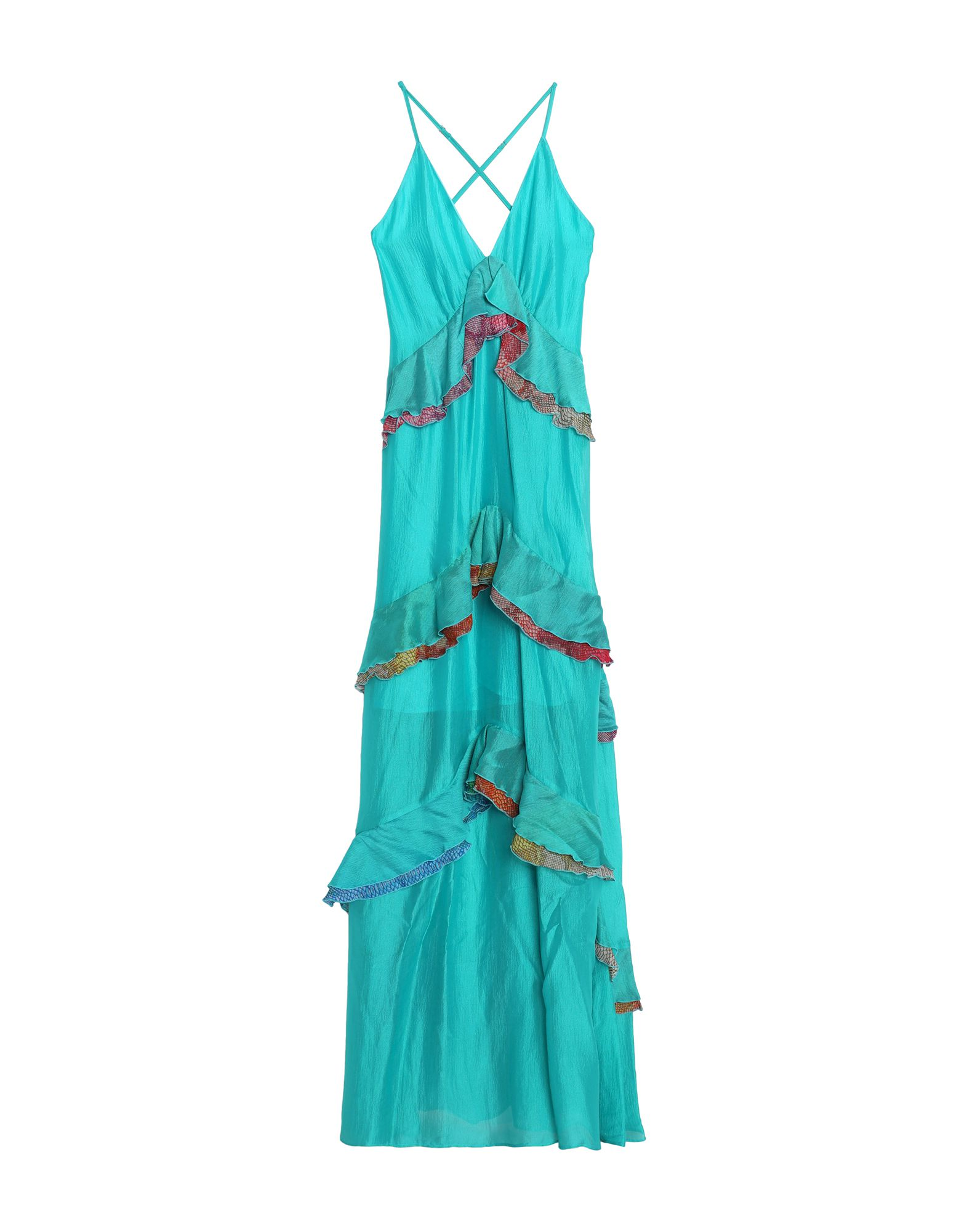 Фото - JUST CAVALLI Длинное платье ferrante длинное платье