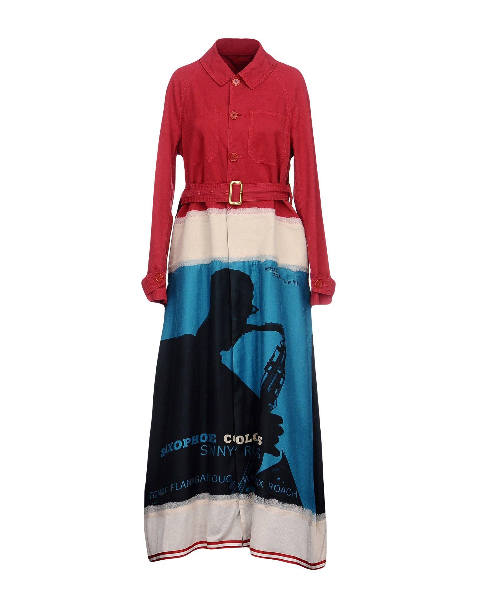 UNDERCOVER Длинное платье
