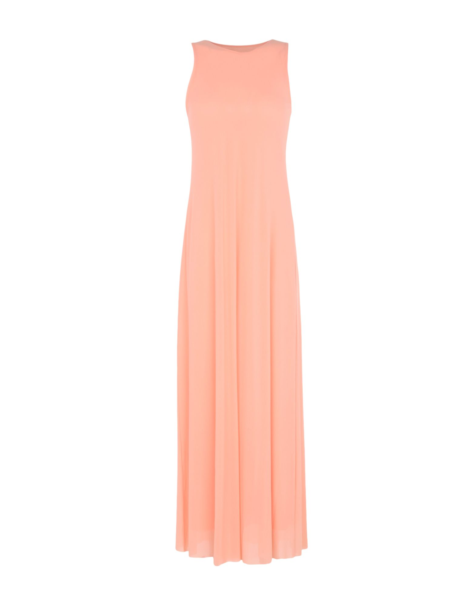 ALMERIA Длинное платье almeria топ без рукавов