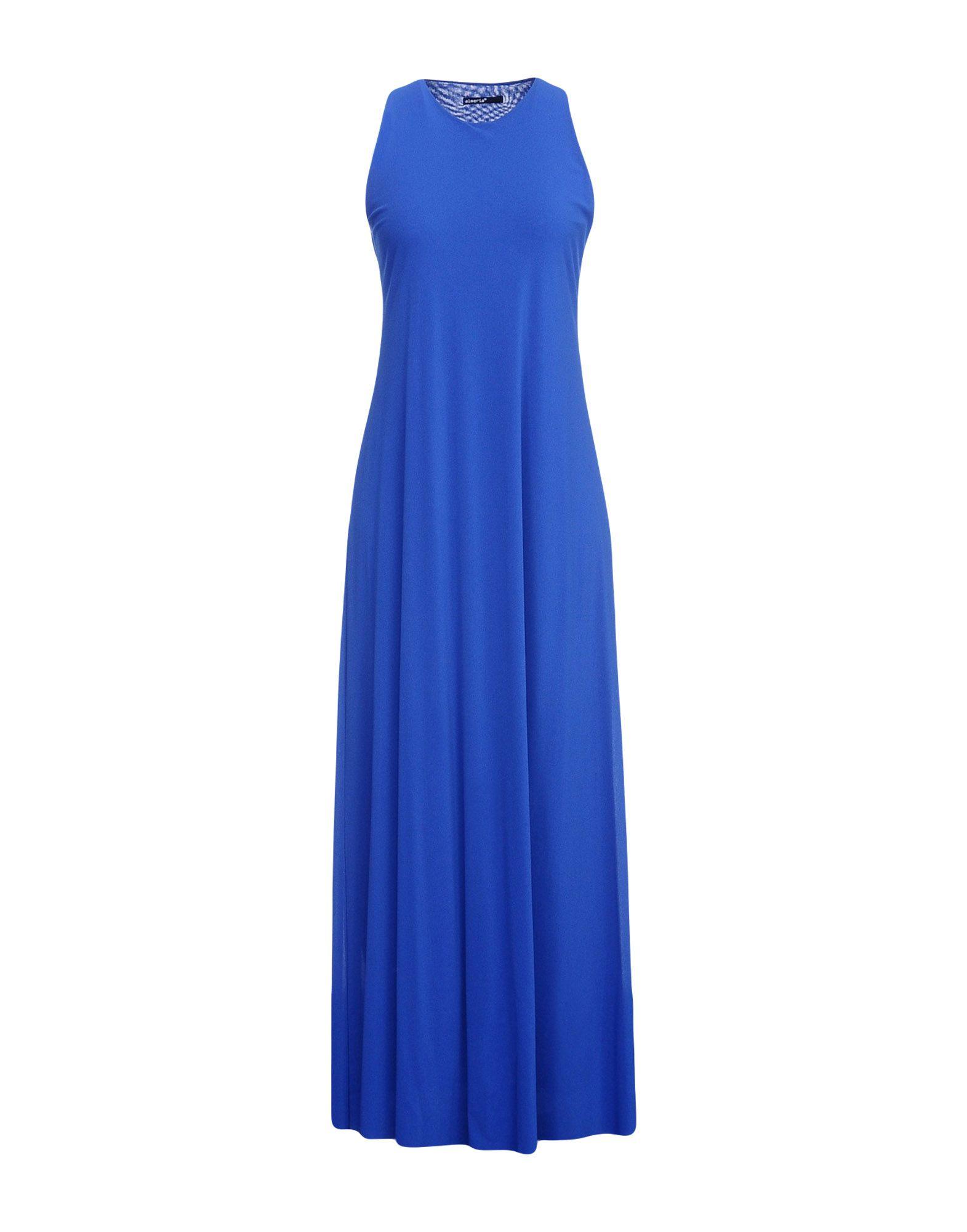 ALMERIA Длинное платье almeria короткое платье