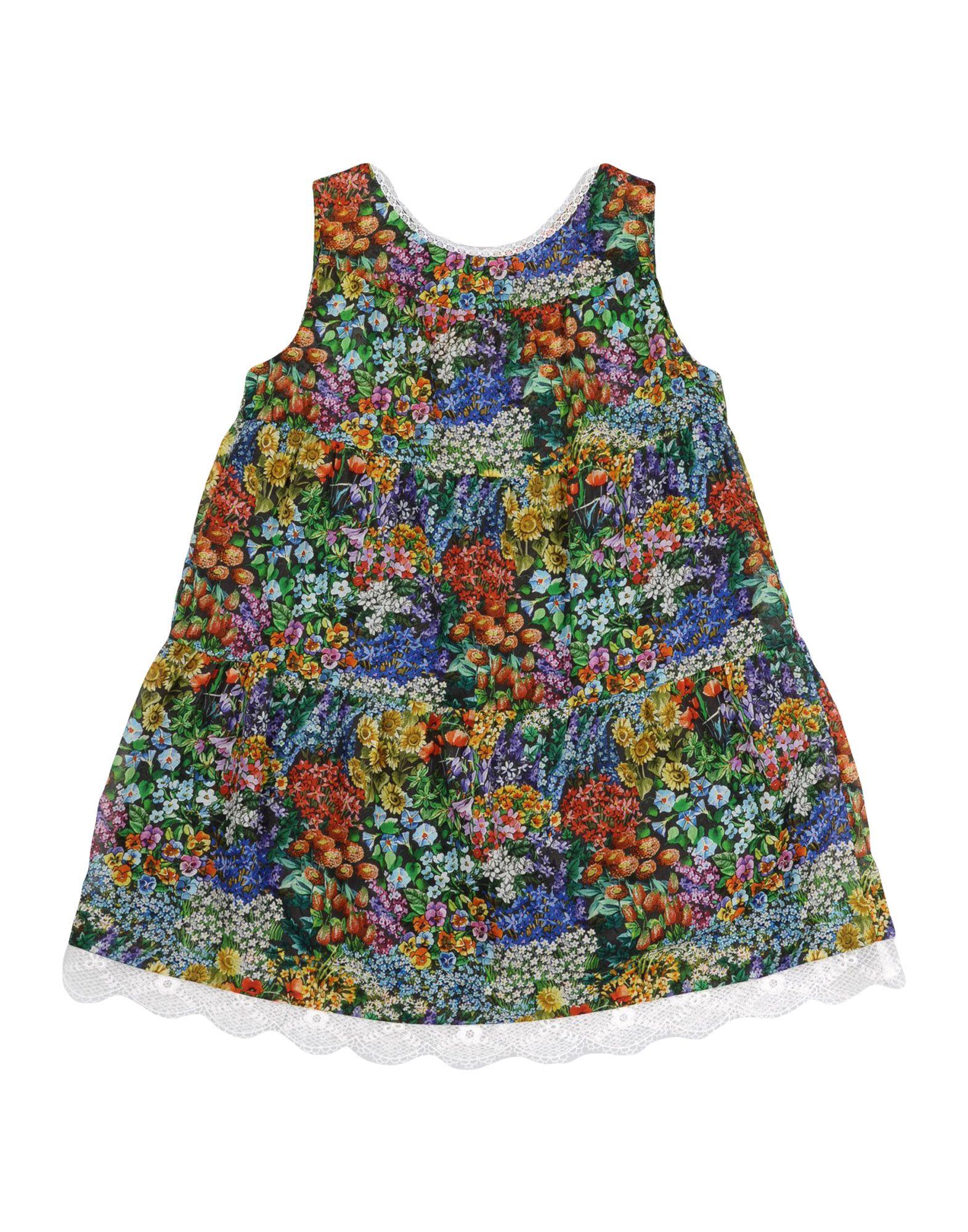 GUCCI Платье платье без рукавов с кружевной вставкой на спинке