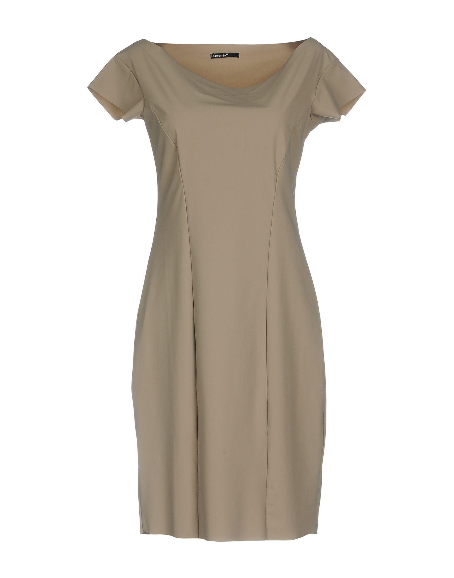 ALMERIA Короткое платье almeria короткое платье