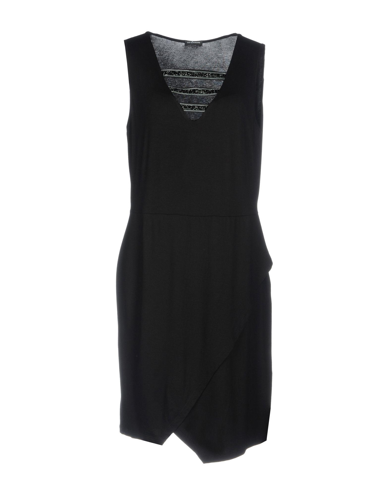 GIO D'AMARE Короткое платье petri короткое платье