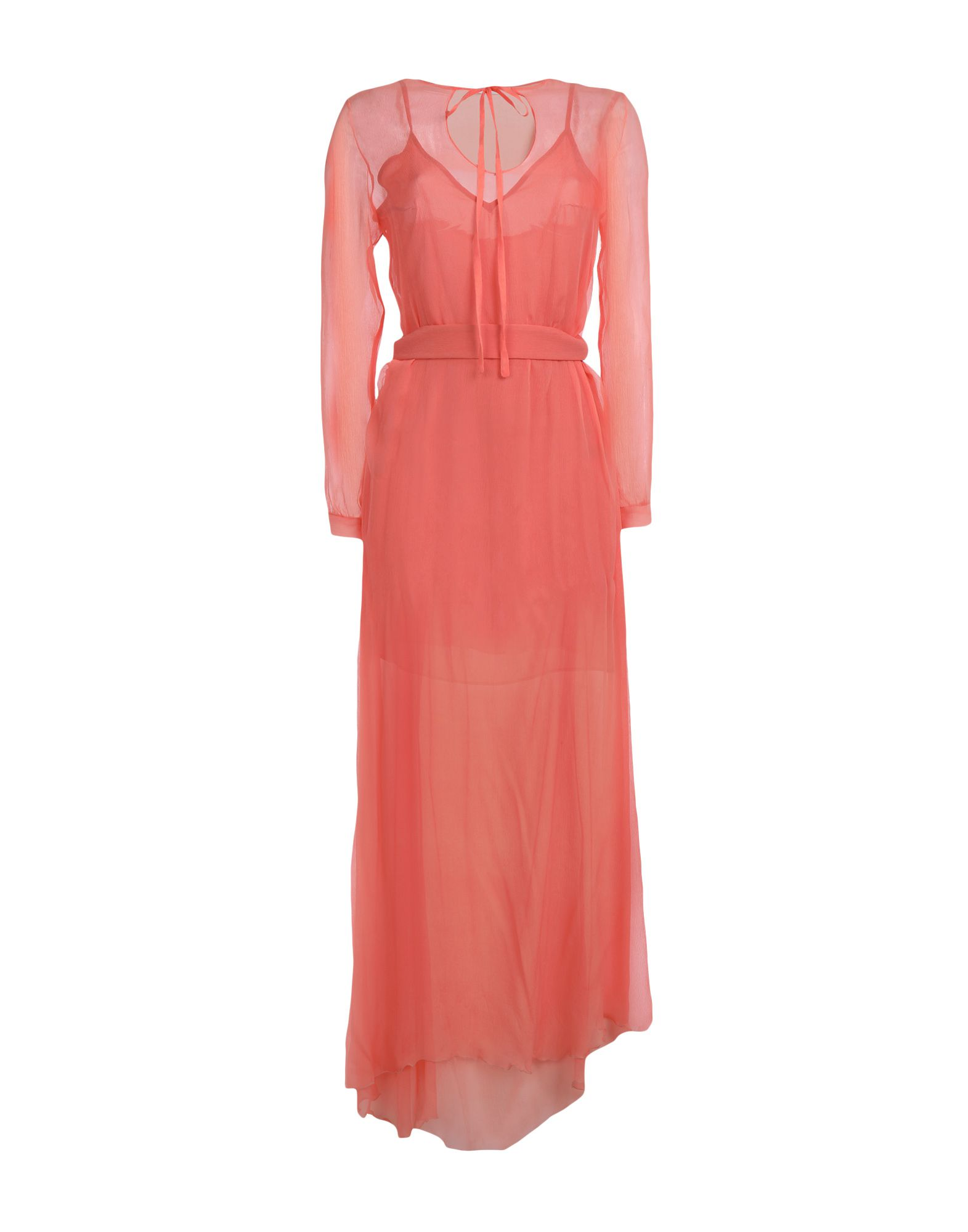 ALEX VIDAL Длинное платье платье alex lu alex lu mp002xw0jbke