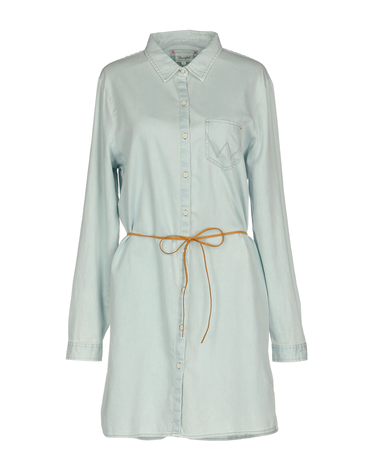 WRANGLER Короткое платье wrangler платье wrangler w90505g9e
