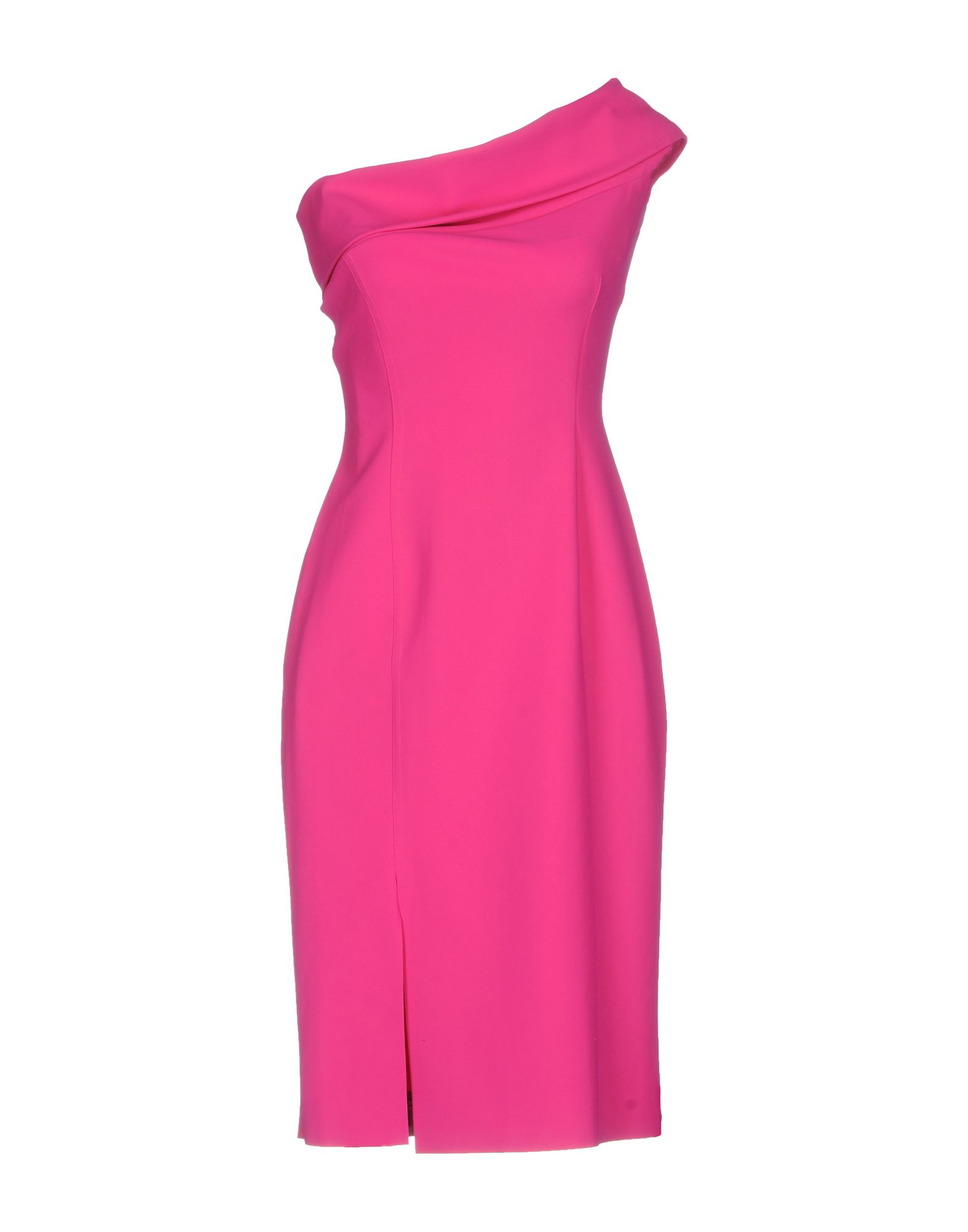 CHIARA BONI LA PETITE ROBE Damen Kurzes Kleid Farbe Fuchsia Größe 3