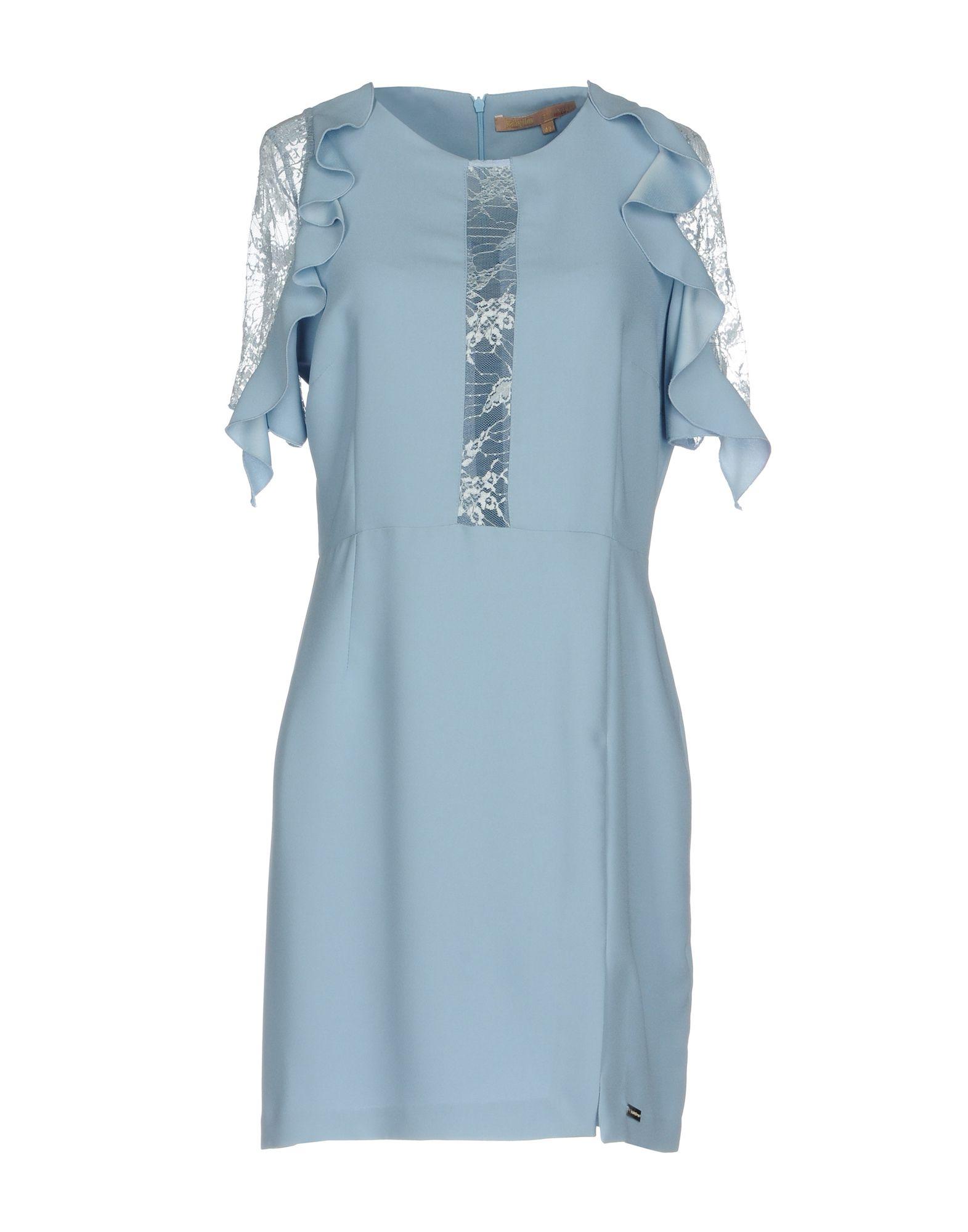 BABYLON Короткое платье babylon длинное платье