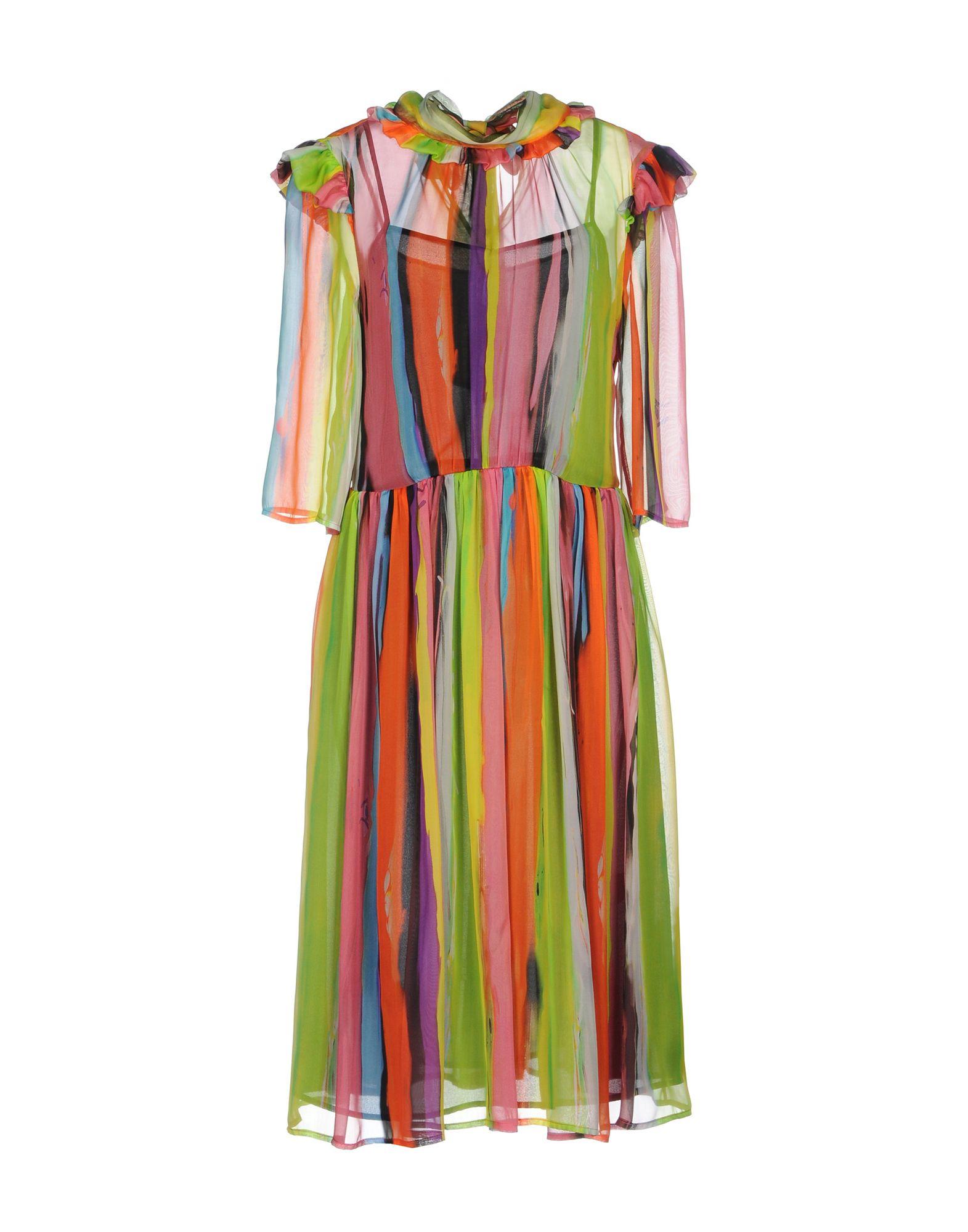 MARCO BOLOGNA Платье до колена цены онлайн