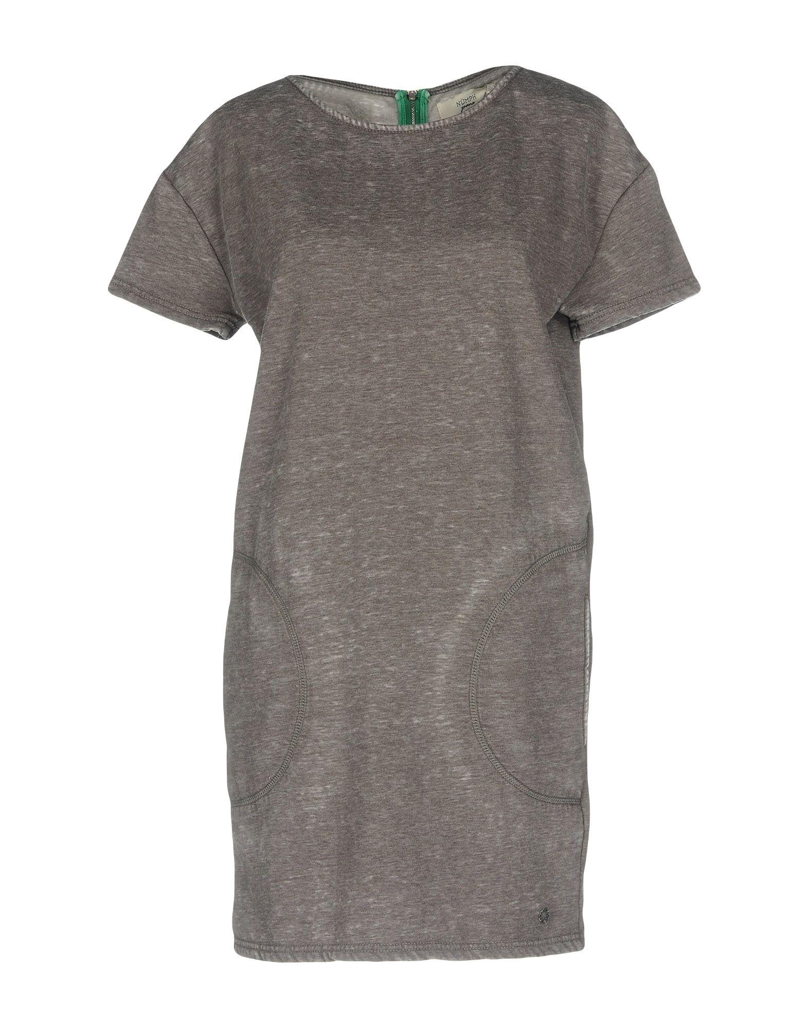 NÜMPH Короткое платье nümph платье nümph sabuto модель 28118733