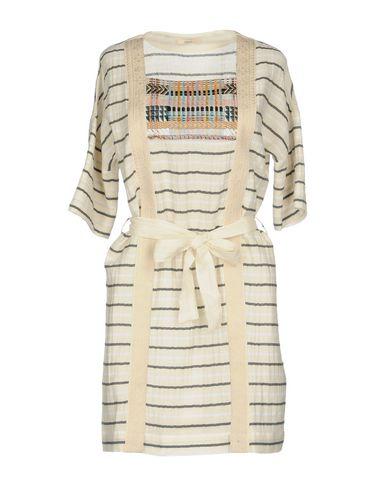 Купить Женское короткое платье SESSUN цвет слоновая кость