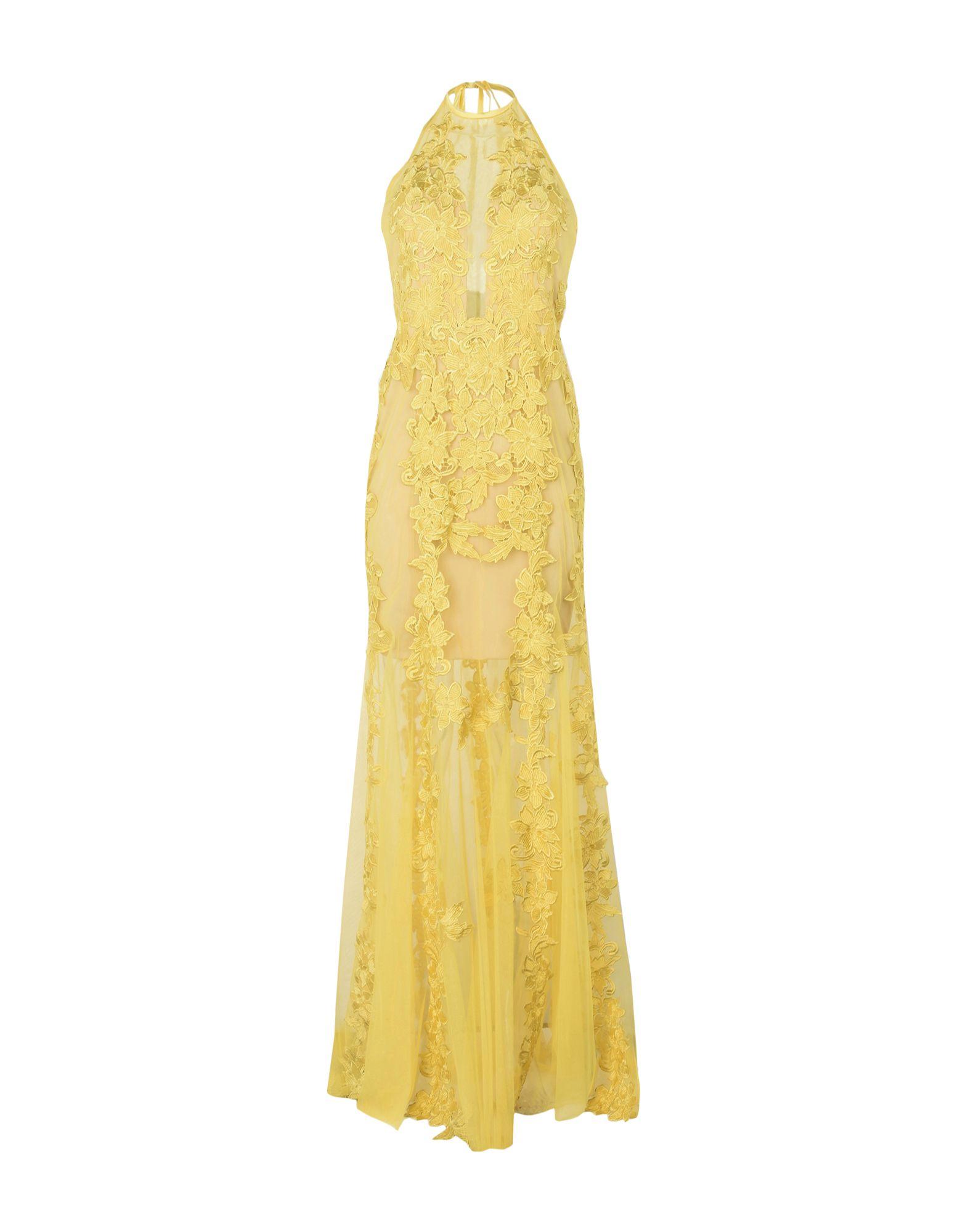 FOREVER UNIQUE Длинное платье