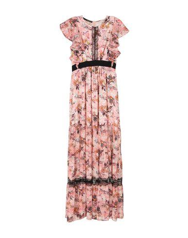 Фото - Женское длинное платье ANNARITA N. розового цвета