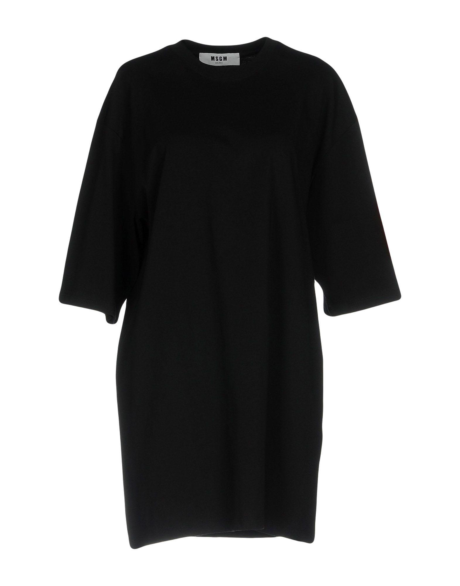 MSGM Короткое платье lisa corti короткое платье