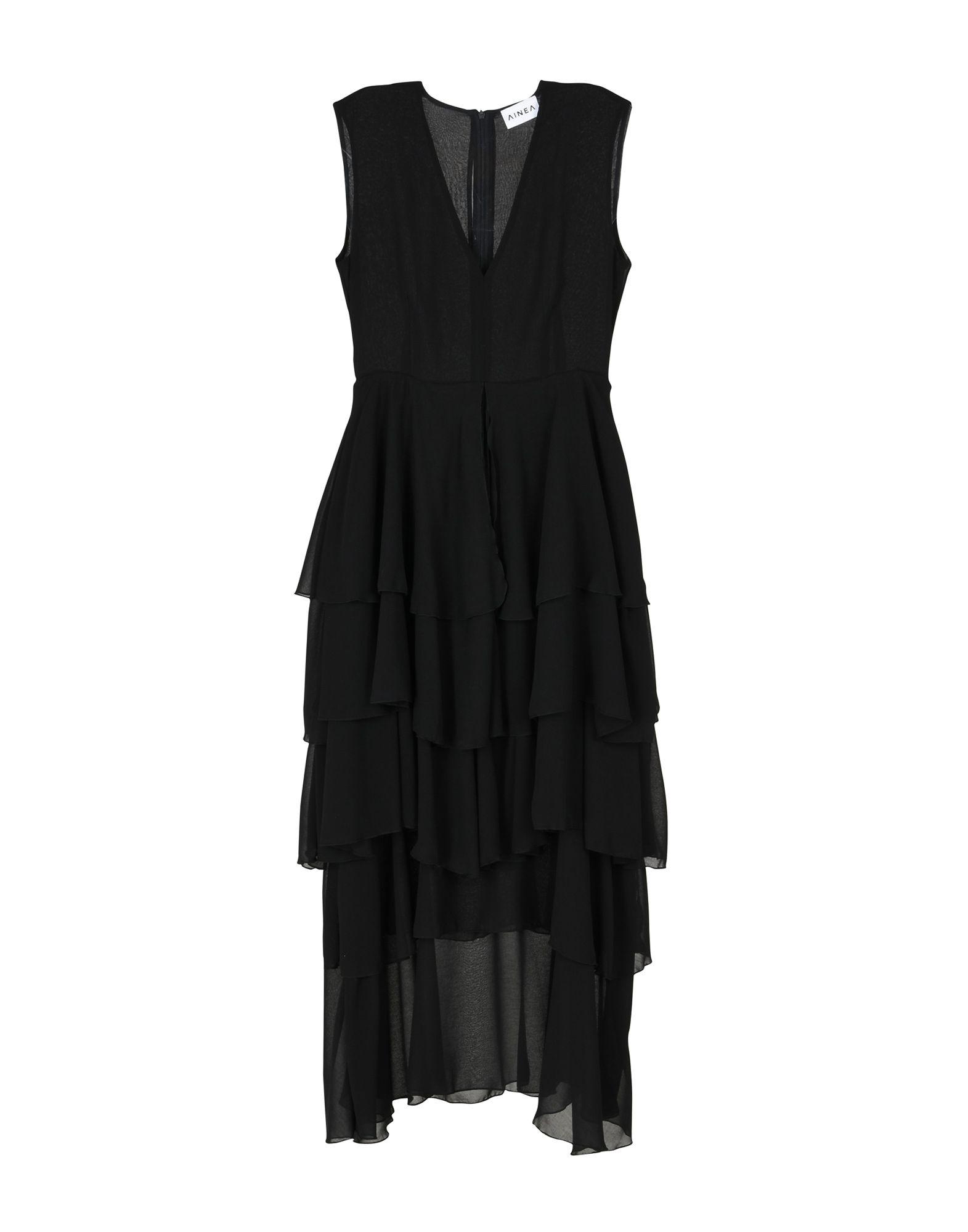 AINEA Длинное платье цена 2017