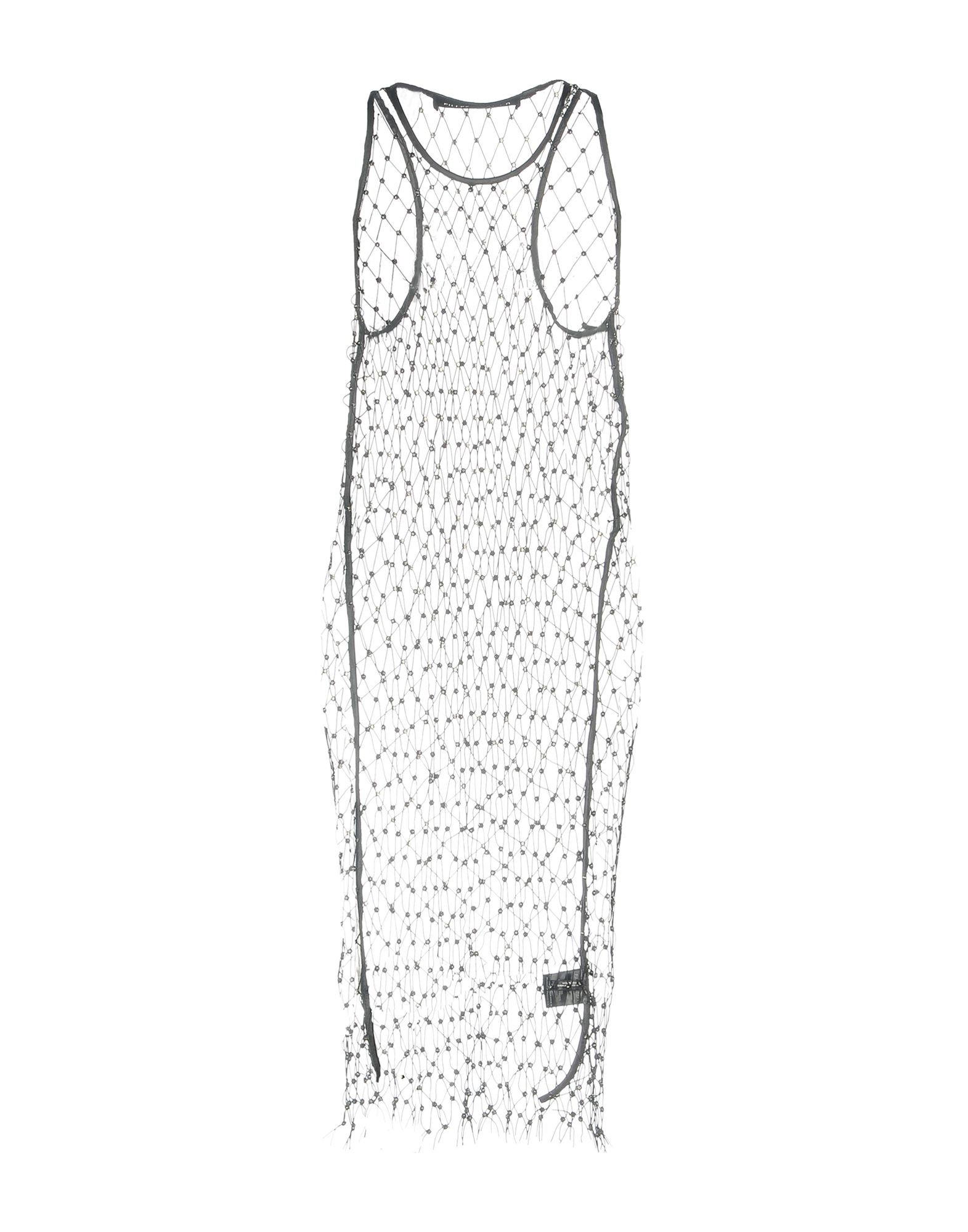 FAP FILLES A PAPA Платье до колена бордюр fap pura celeste matita 2x56