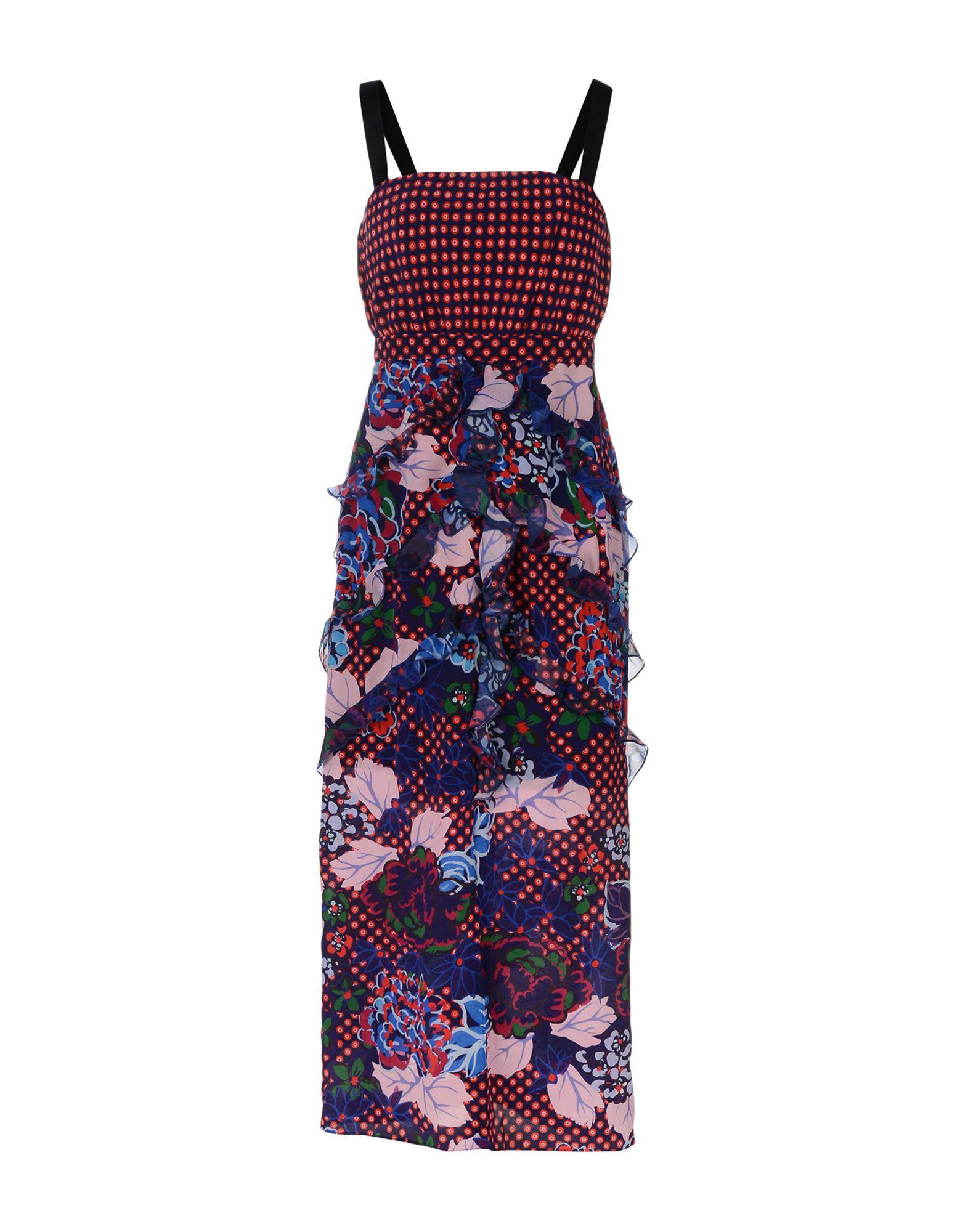 купить SALONI Платье длиной 3/4 по цене 34000 рублей