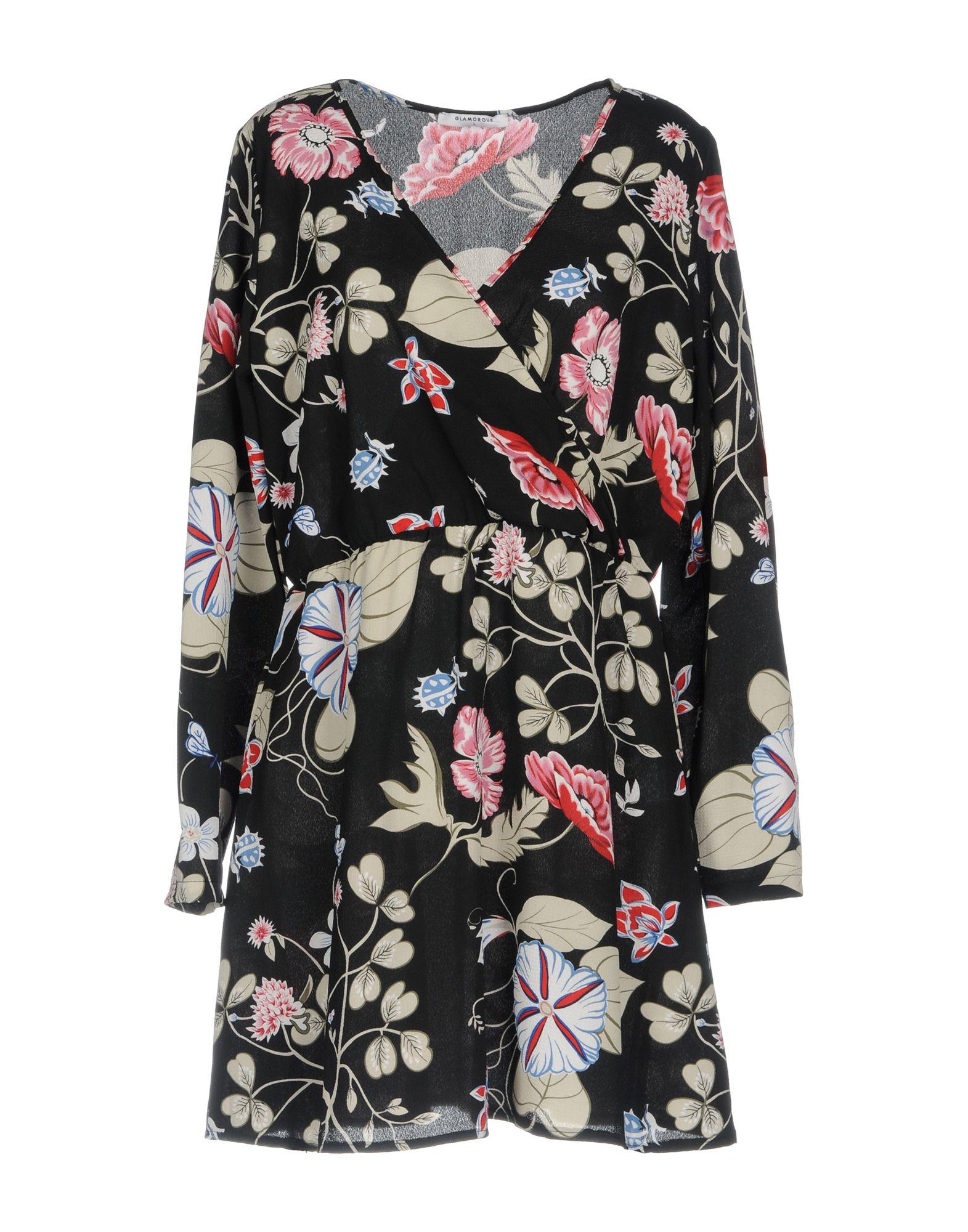 цена  GLAMOROUS Короткое платье  онлайн в 2017 году