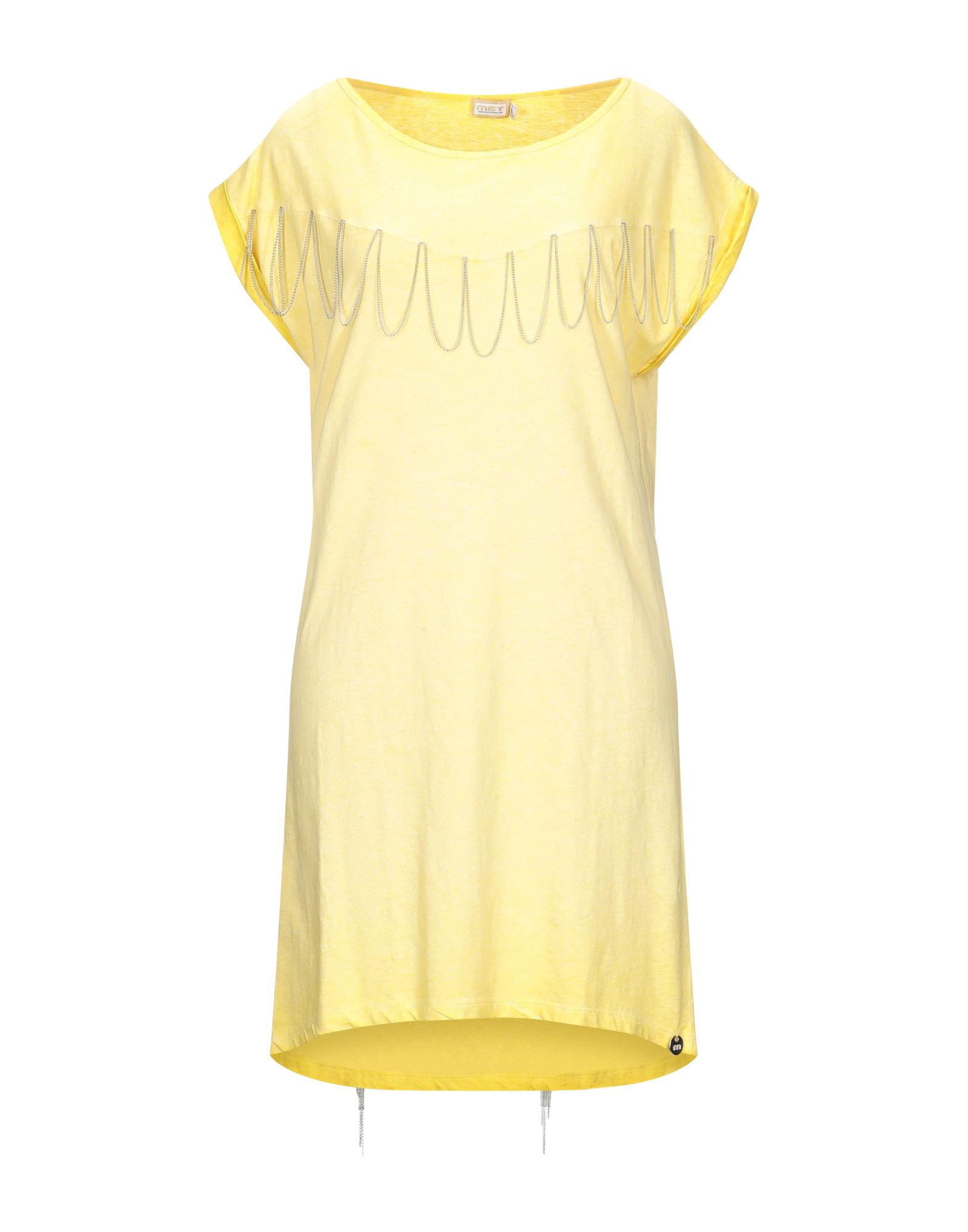 Фото - MET JEANS Короткое платье платье met met me486ewapjy9