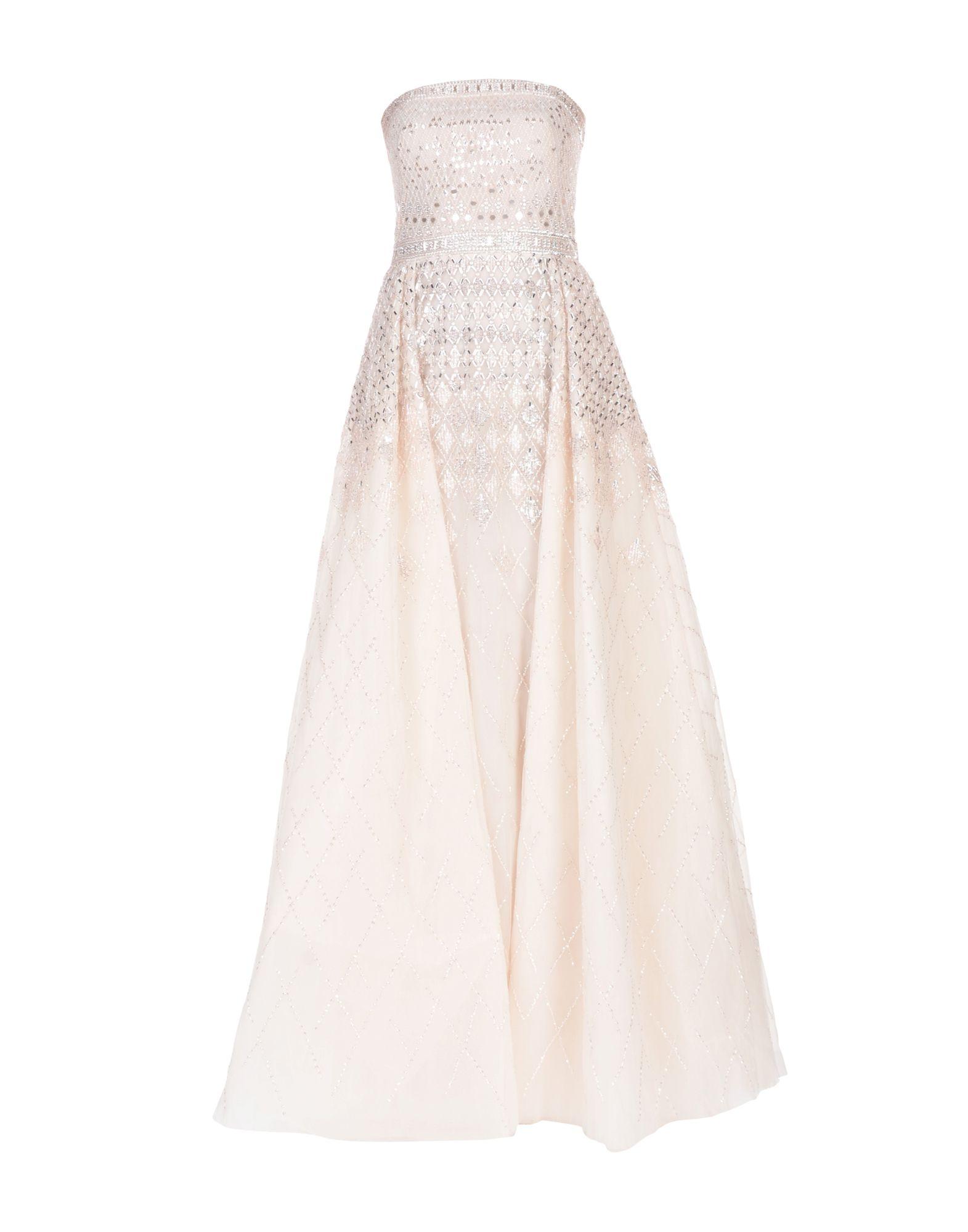 где купить ZUHAIR MURAD Длинное платье по лучшей цене
