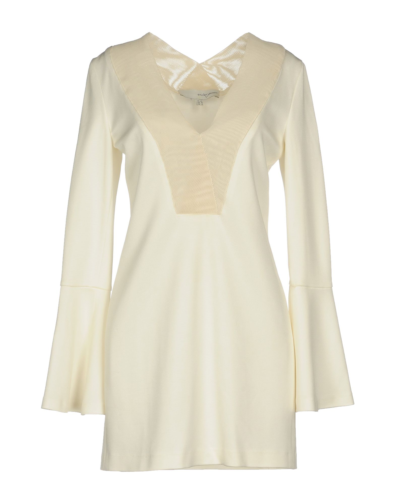 GALVAN London Короткое платье galvan london пиджак