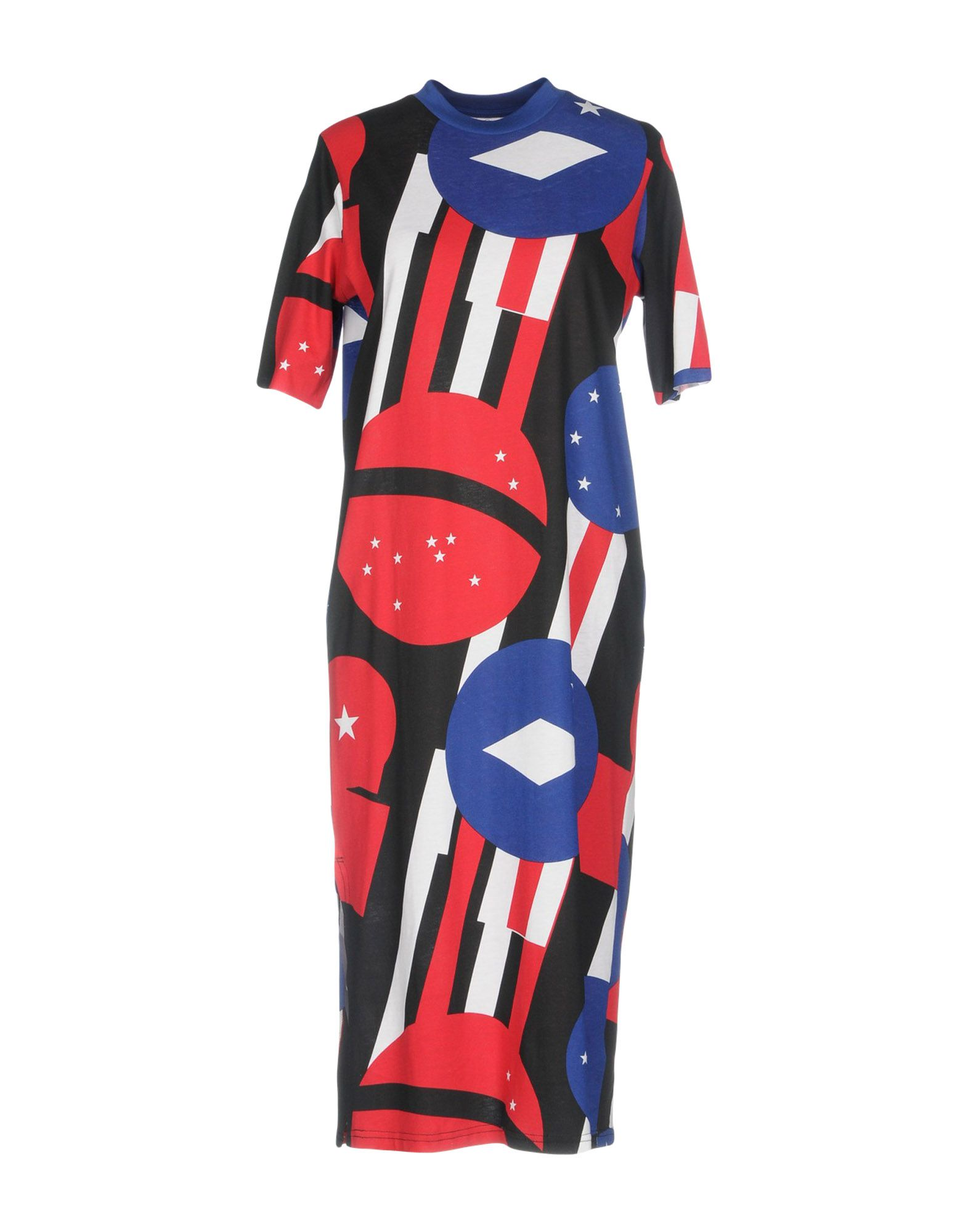 цена CHEAP MONDAY Платье до колена онлайн в 2017 году