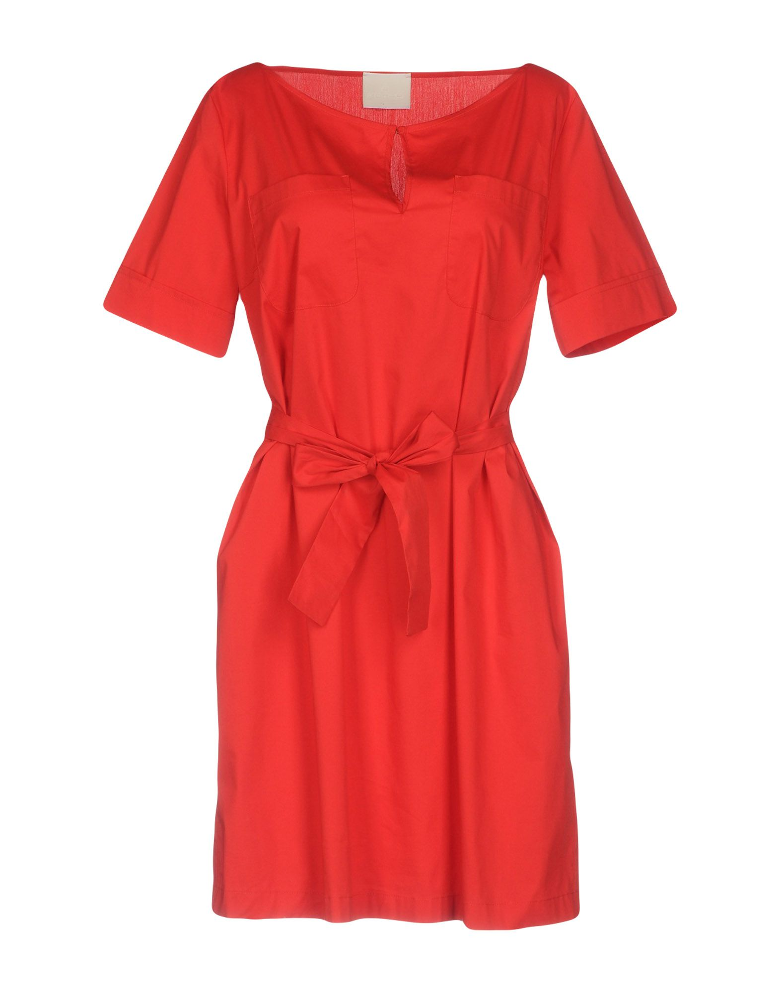 GOTHA Короткое платье lisa corti короткое платье