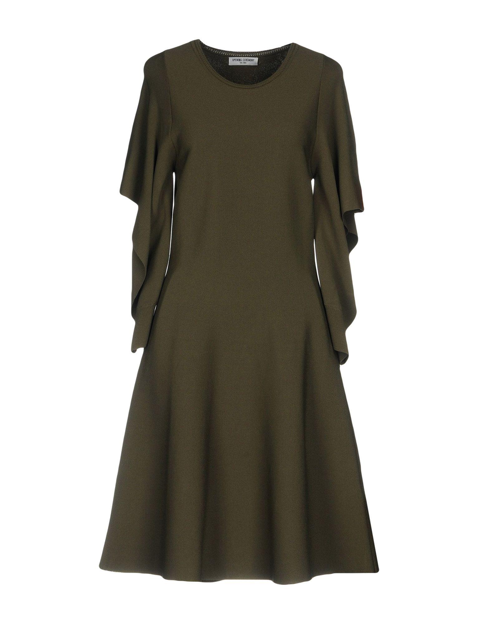 OPENING CEREMONY Короткое платье lisa corti короткое платье