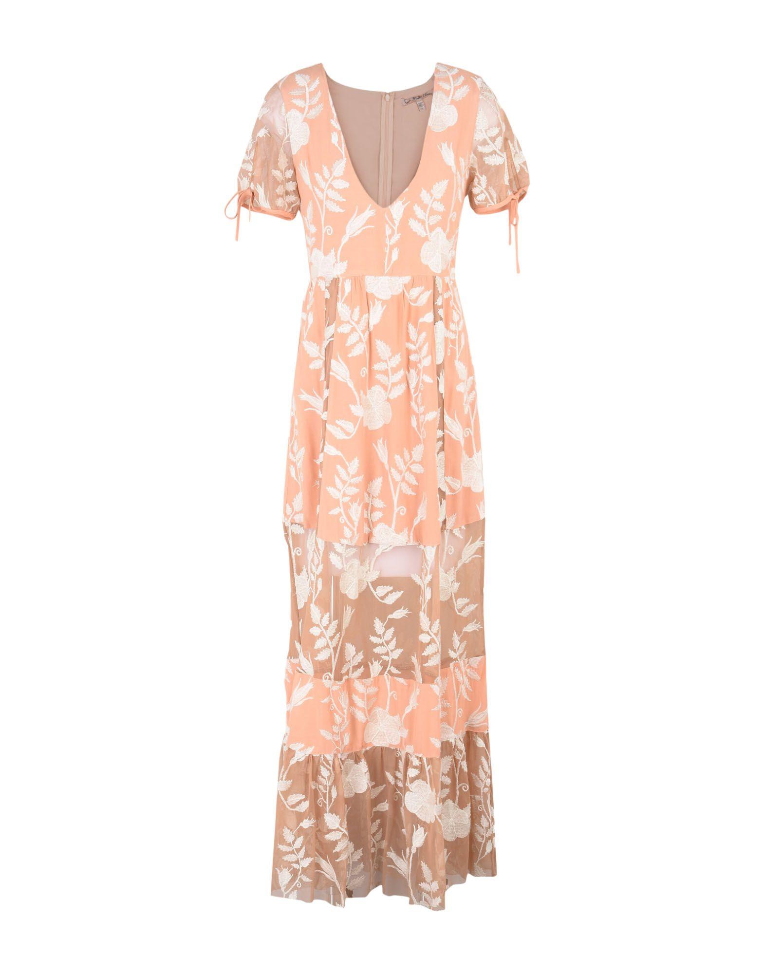 FOR LOVE & LEMONS Платье длиной 3/4